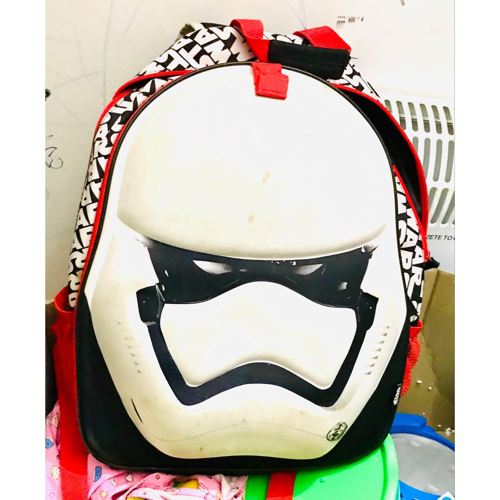Backpack, satchel DISNEY White, off-white, ecru