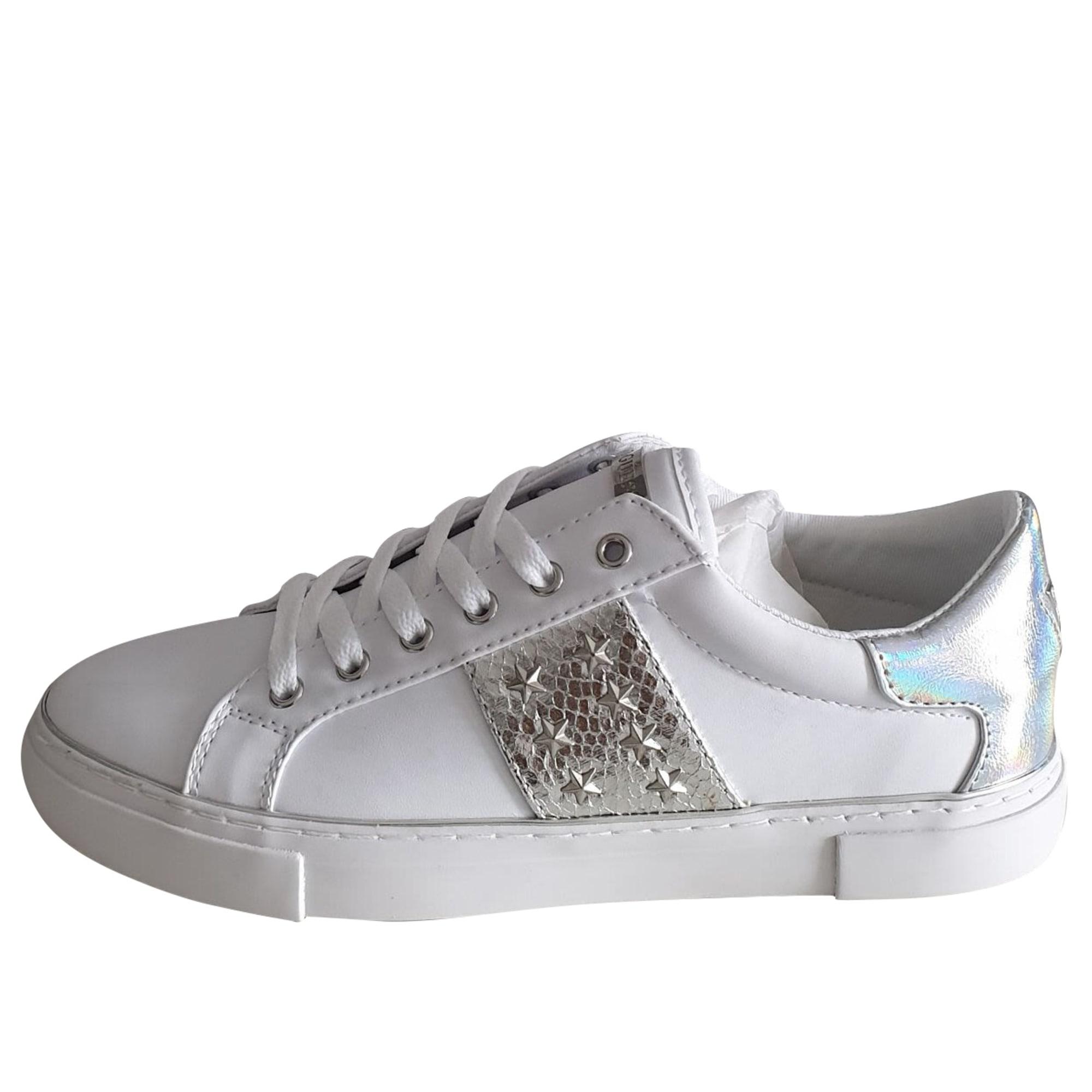 Sneakers GUESS White, off-white, ecru