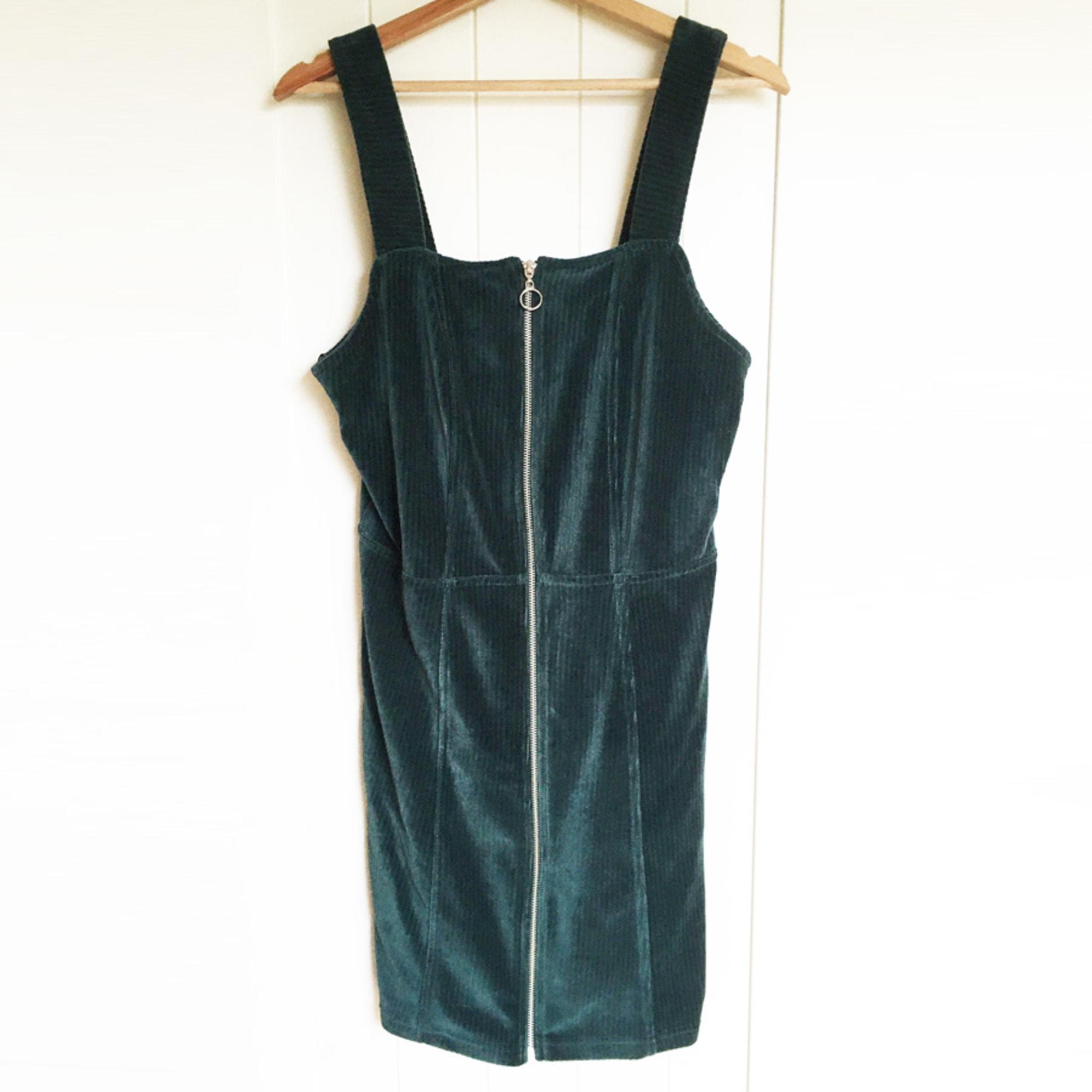 Robe courte PRIMARK Vert