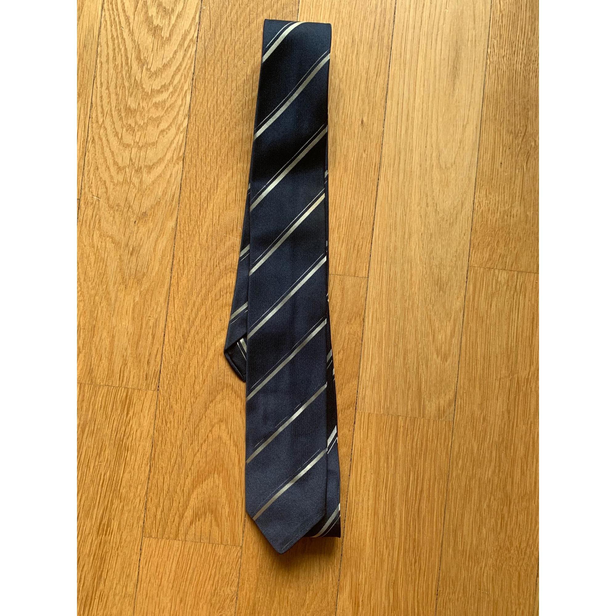 Cravate PIERRE CARDIN Bleu, bleu marine, bleu turquoise