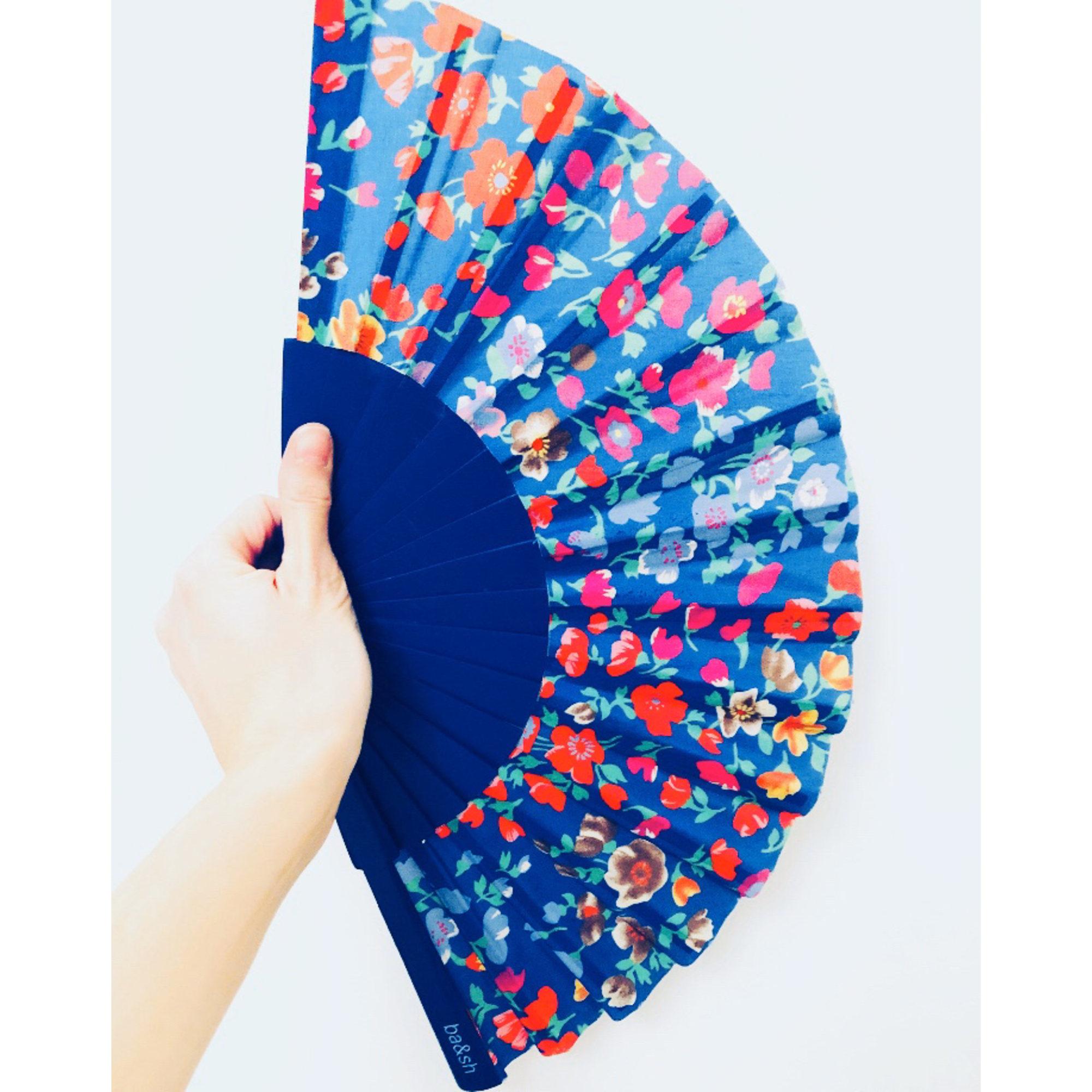 Lunettes de soleil BA&SH Bleu, bleu marine, bleu turquoise