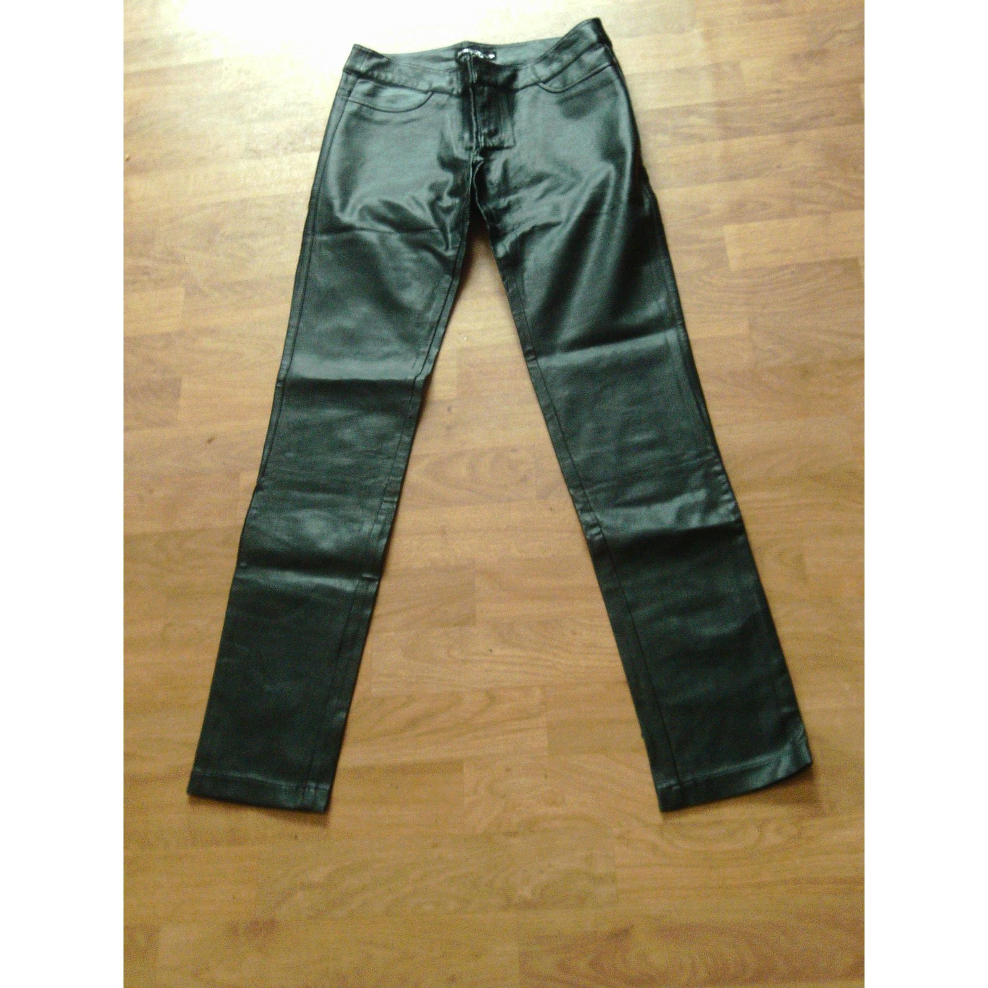 Pantalon droit JENNYFER Noir