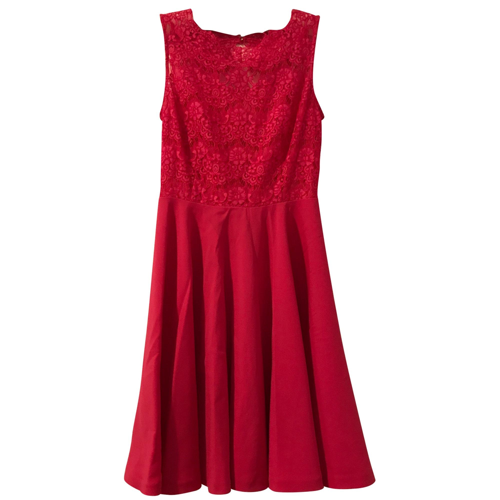Backless Dress CLAUDIE PIERLOT Pink, fuchsia, light pink