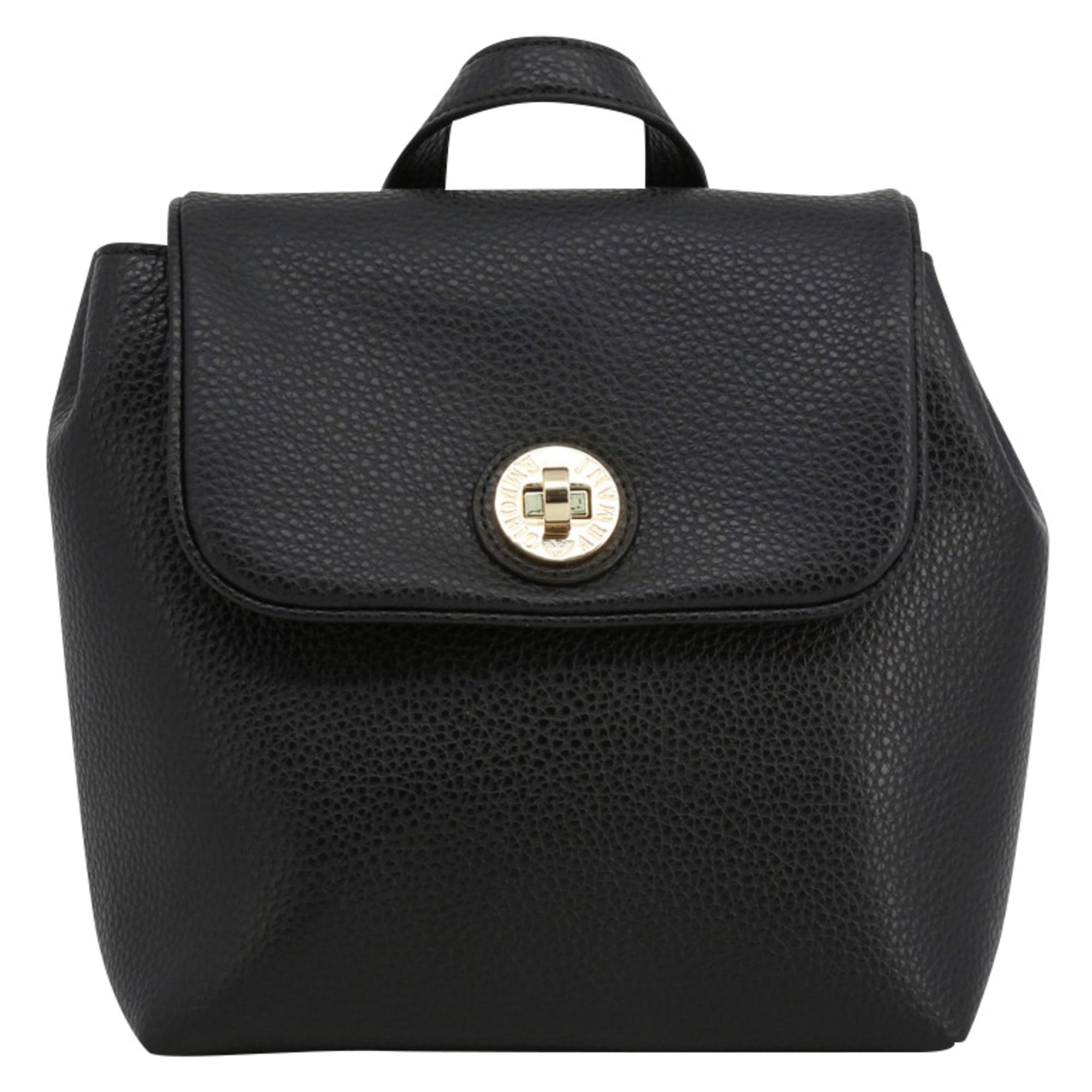 Backpack EMPORIO ARMANI Black