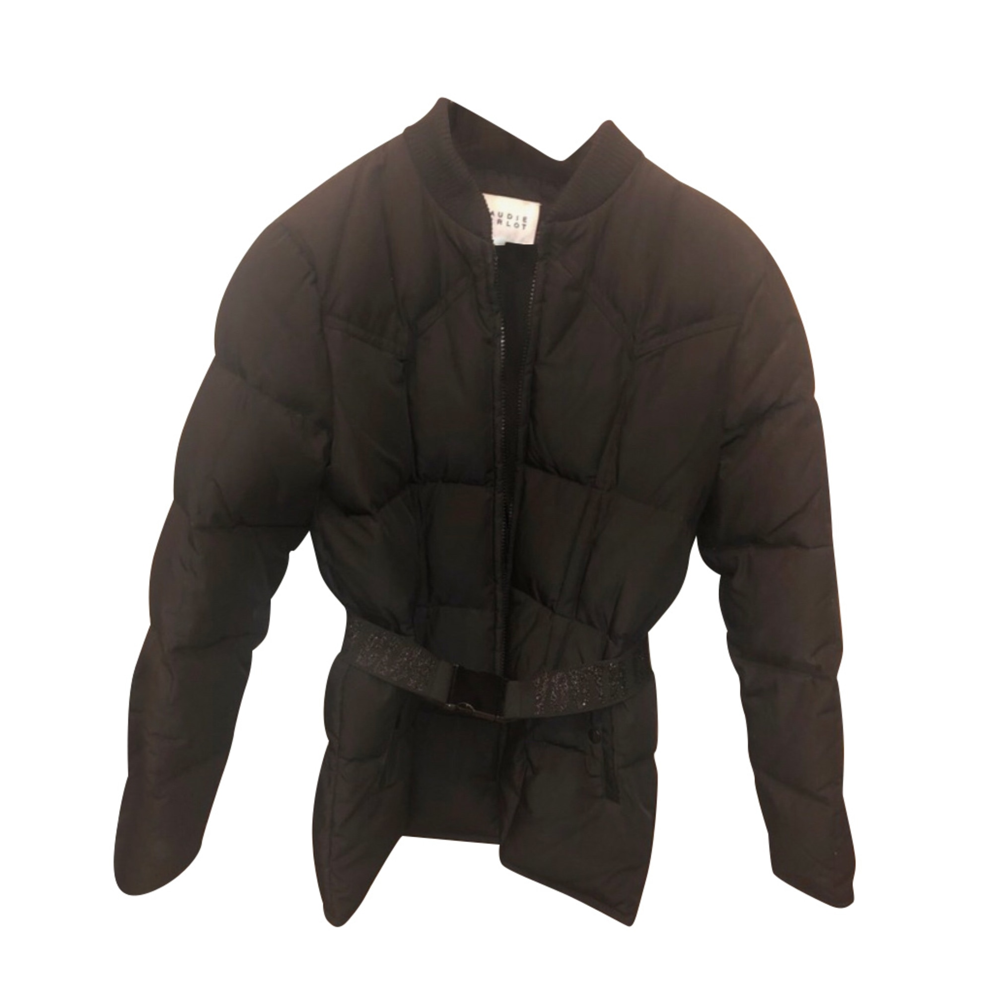 Down Jacket CLAUDIE PIERLOT Black