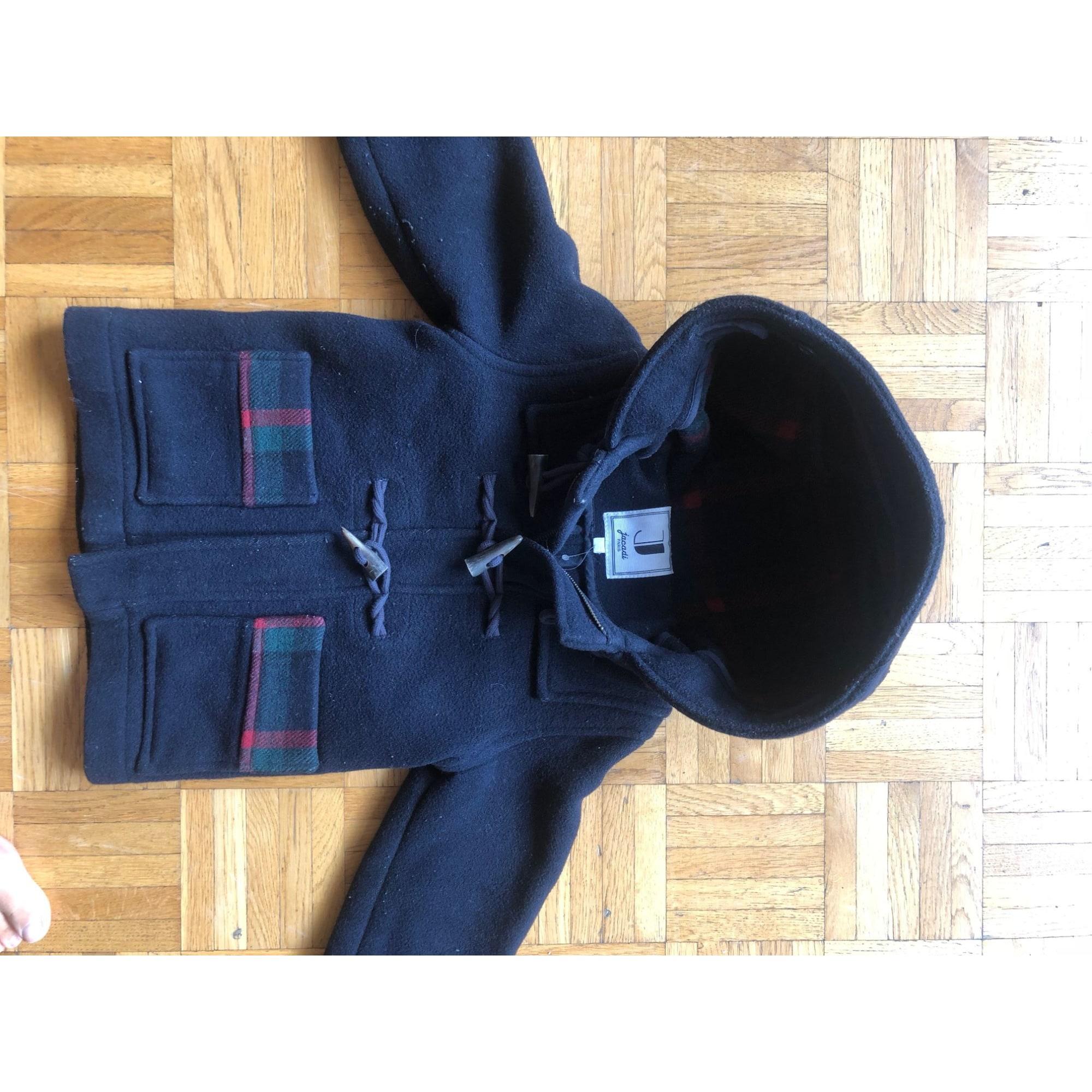 Manteau JACADI Bleu, bleu marine, bleu turquoise