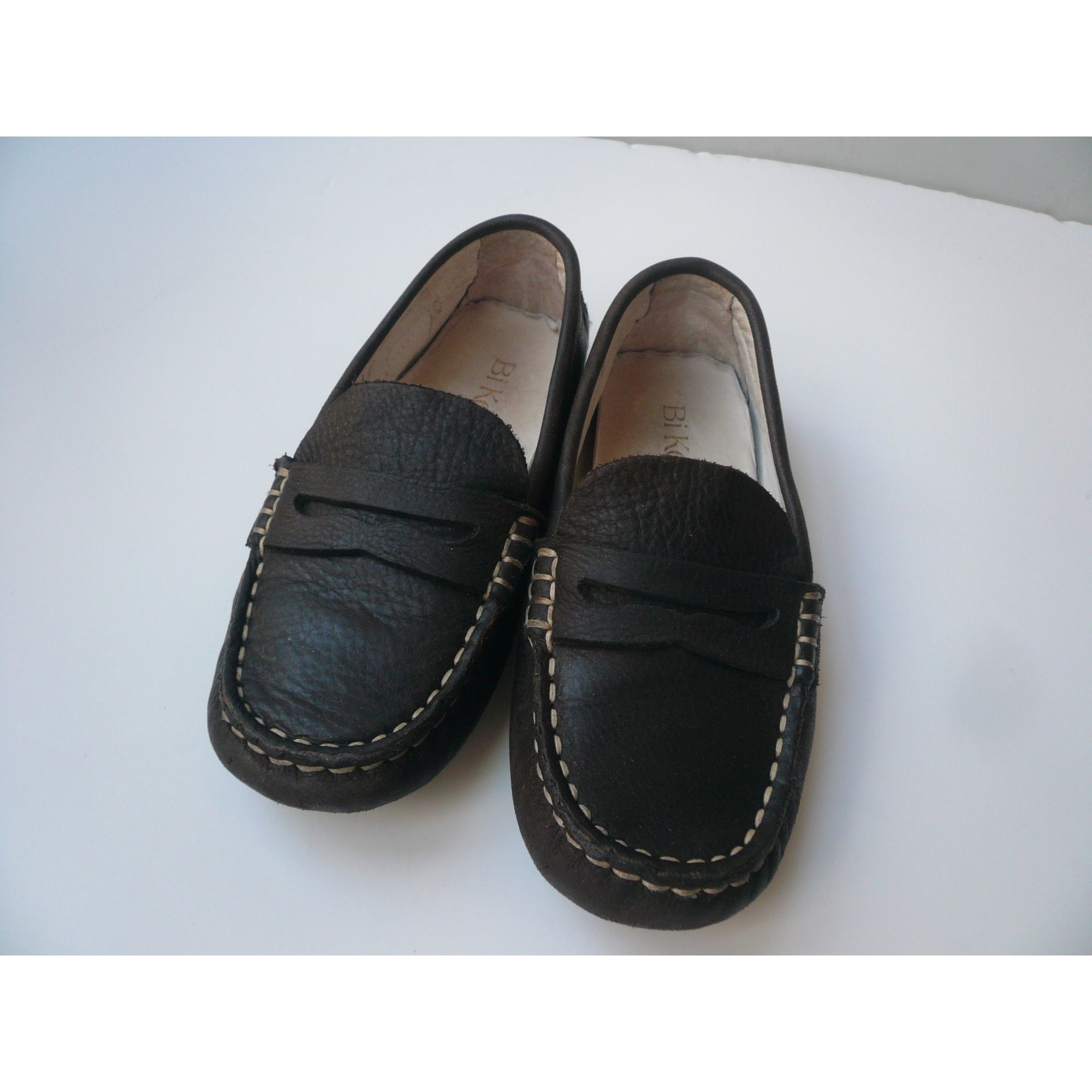 Loafers BIKEY Brown