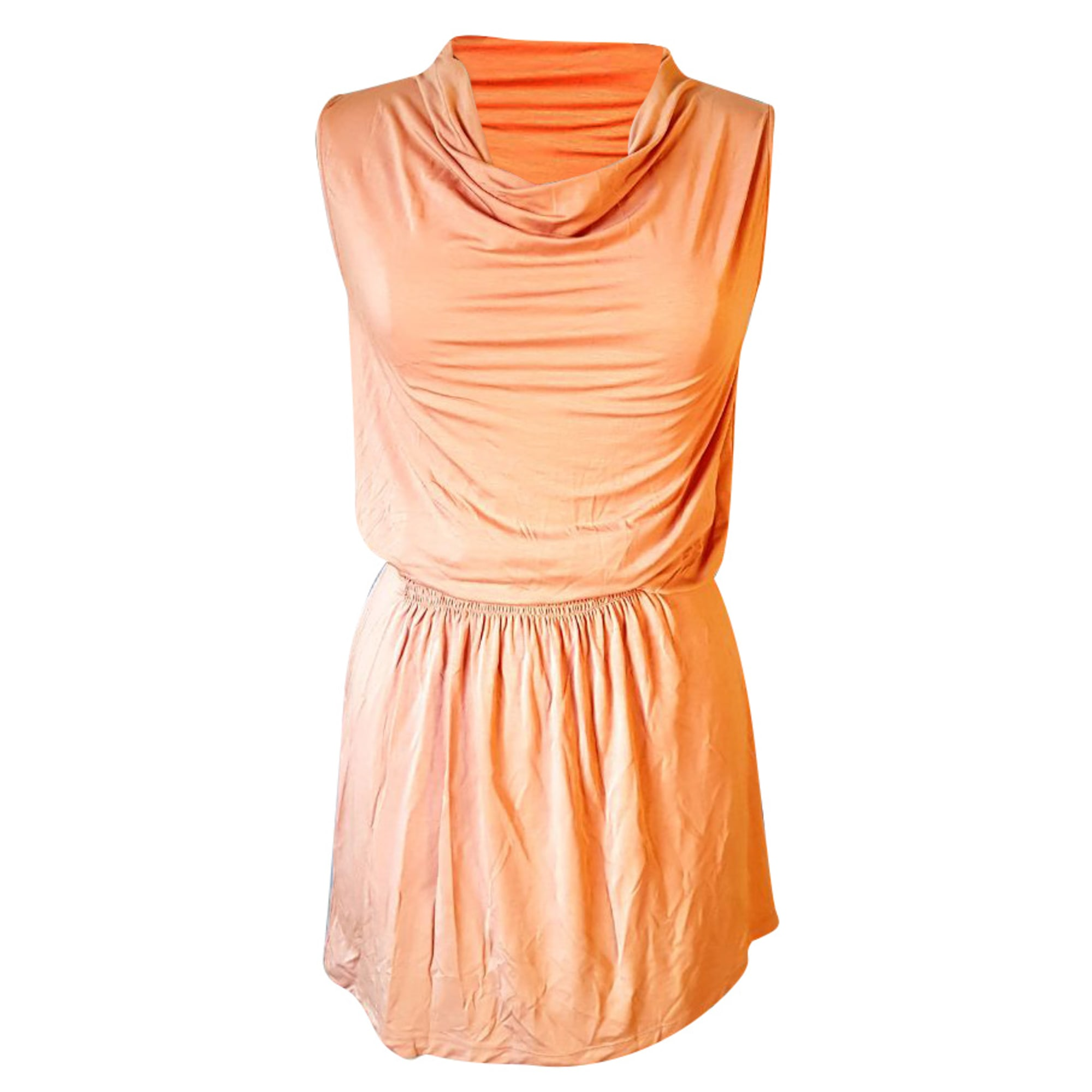 Mini Dress GUESS Orange