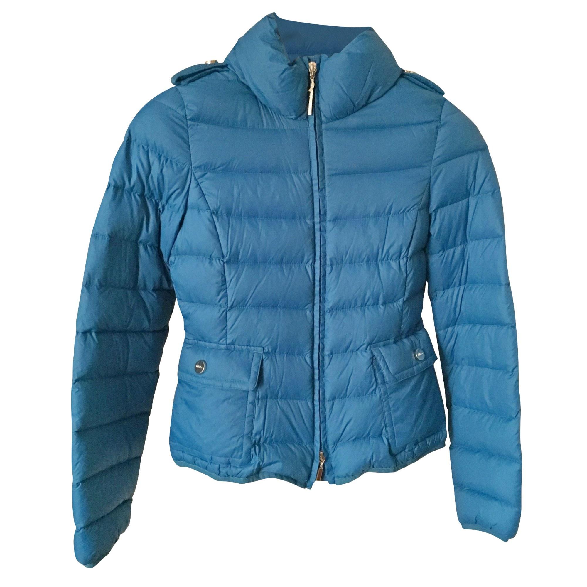 Doudoune LIU JO Bleu, bleu marine, bleu turquoise