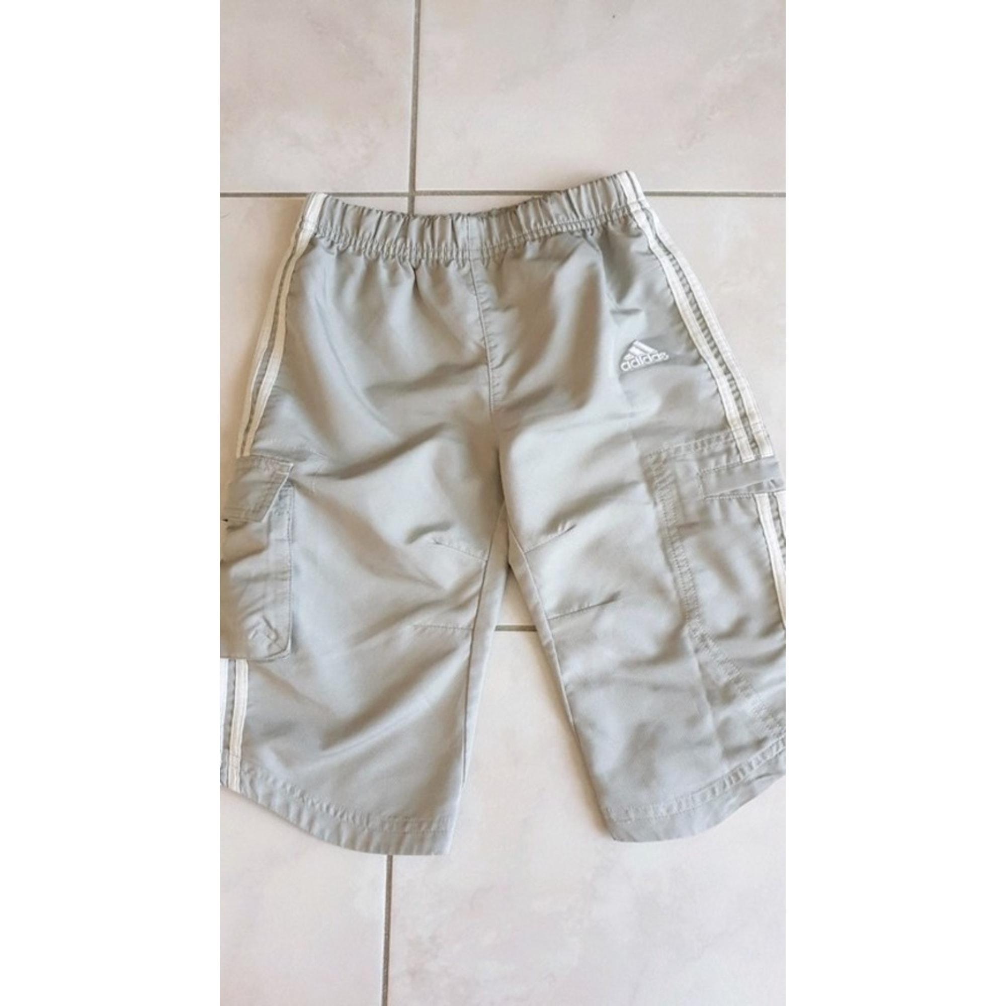 Pantalon ADIDAS Gris, anthracite