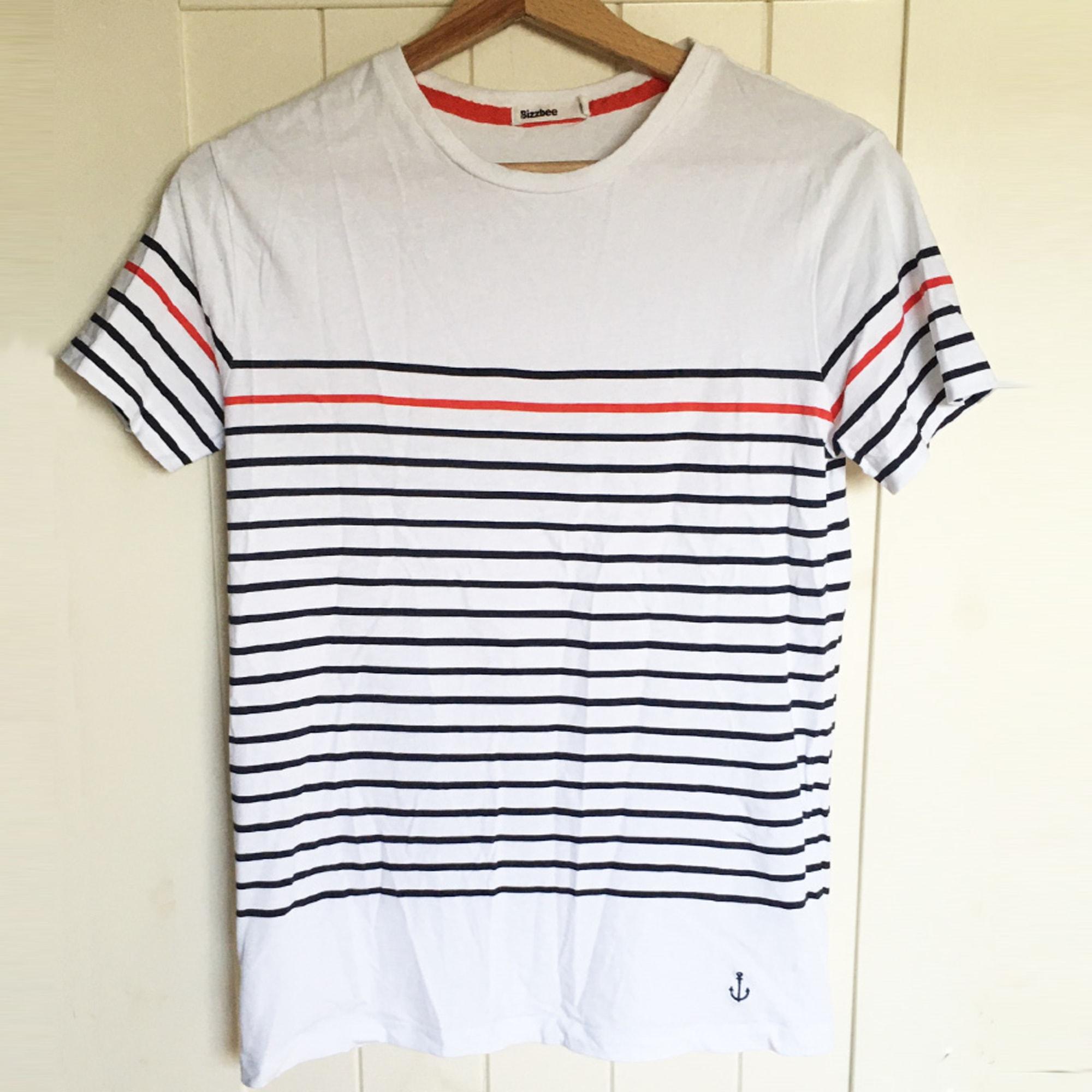 Top, tee-shirt BIZZBEE Blanc, blanc cassé, écru