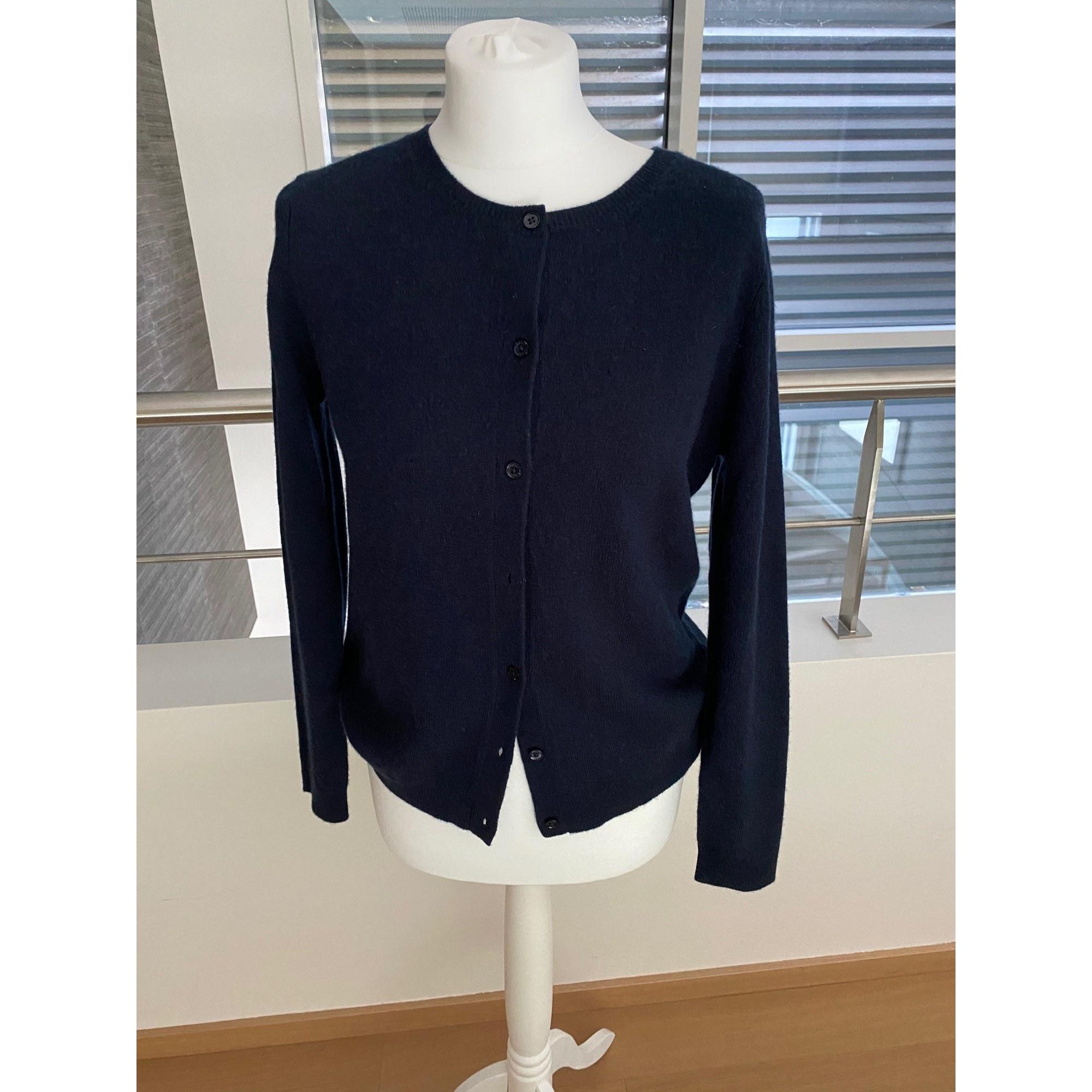 Gilet, cardigan CAROLL Bleu, bleu marine, bleu turquoise