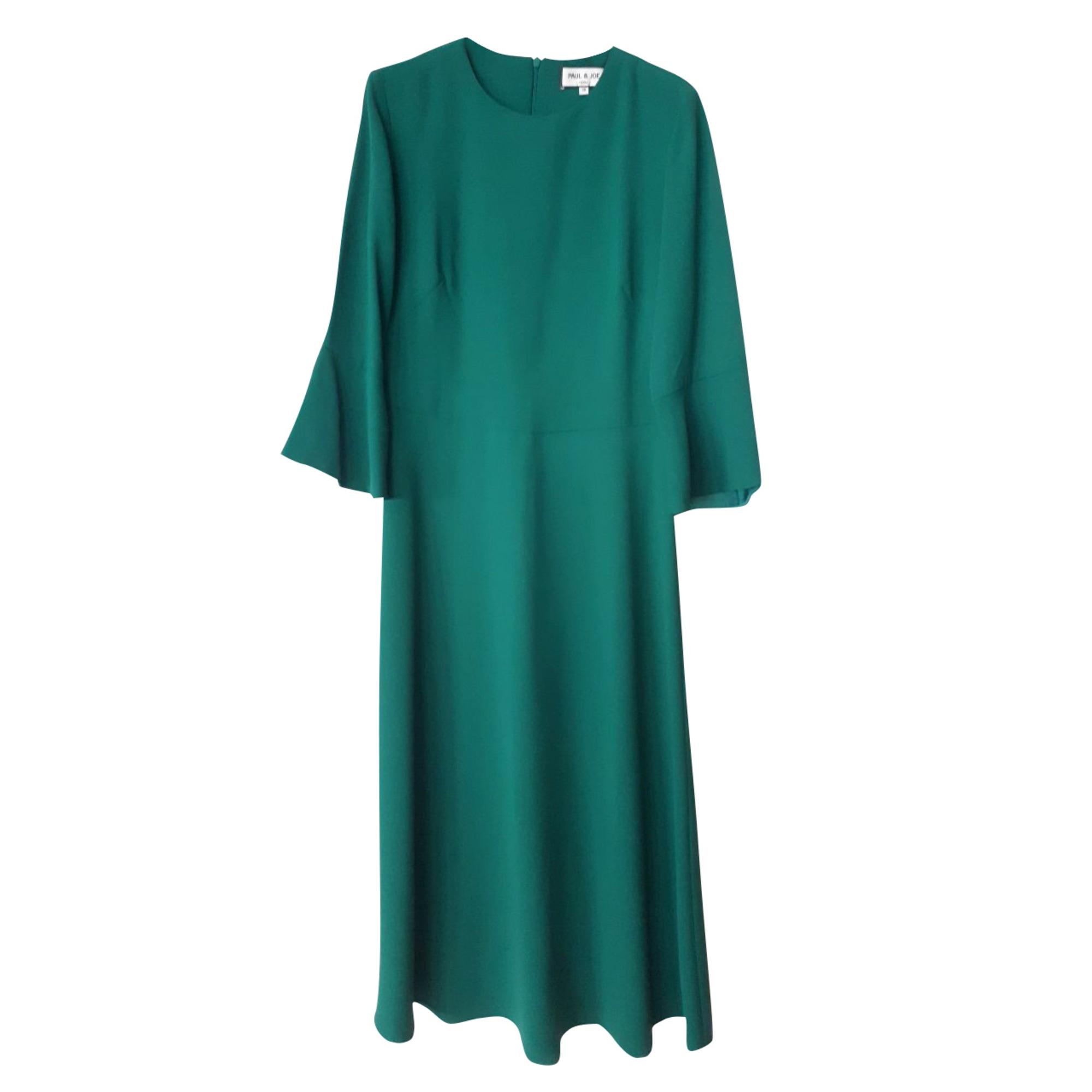 Robe mi-longue PAUL & JOE Vert