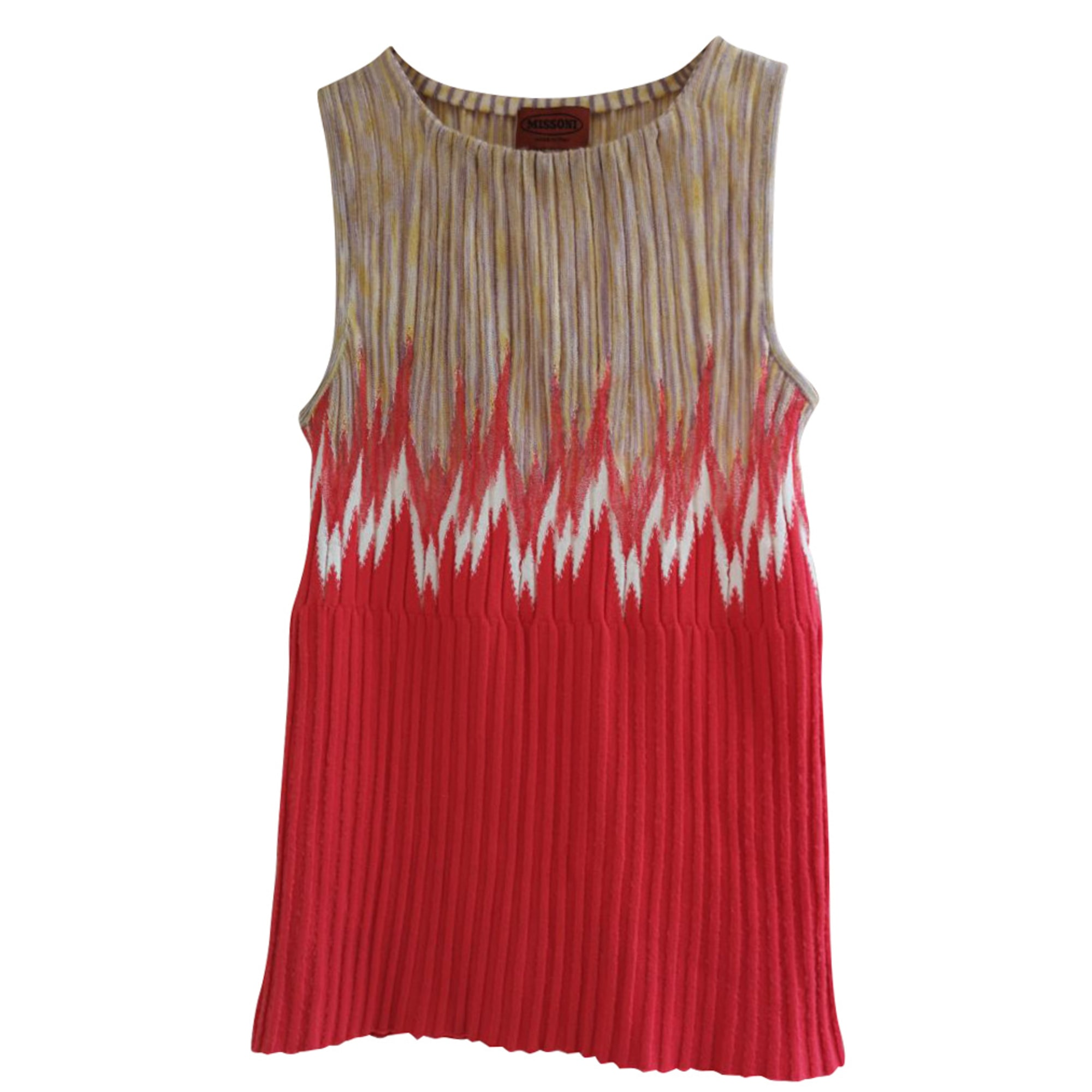 Top, tee-shirt MISSONI Multicouleur