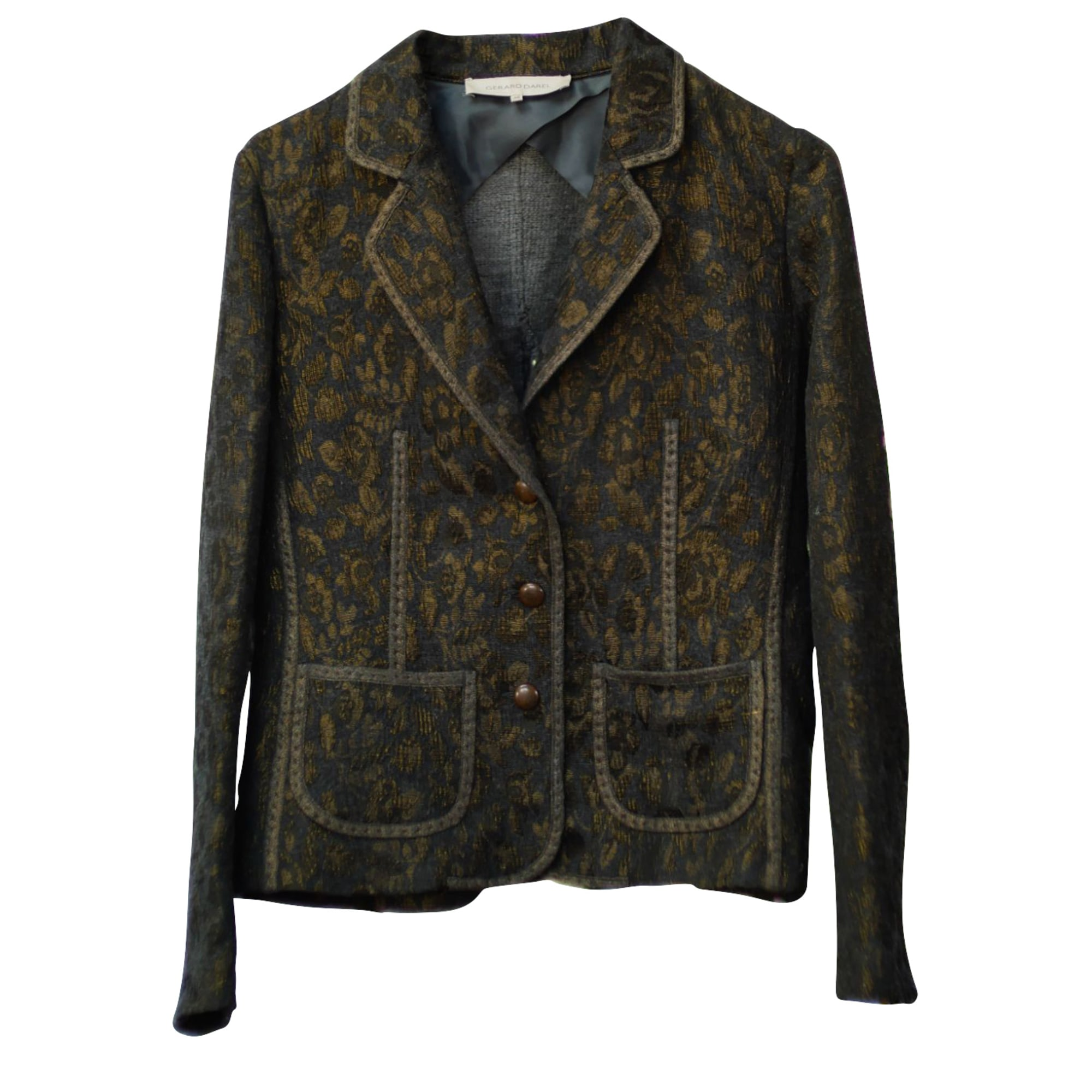 Blazer, veste tailleur GERARD DAREL Vert