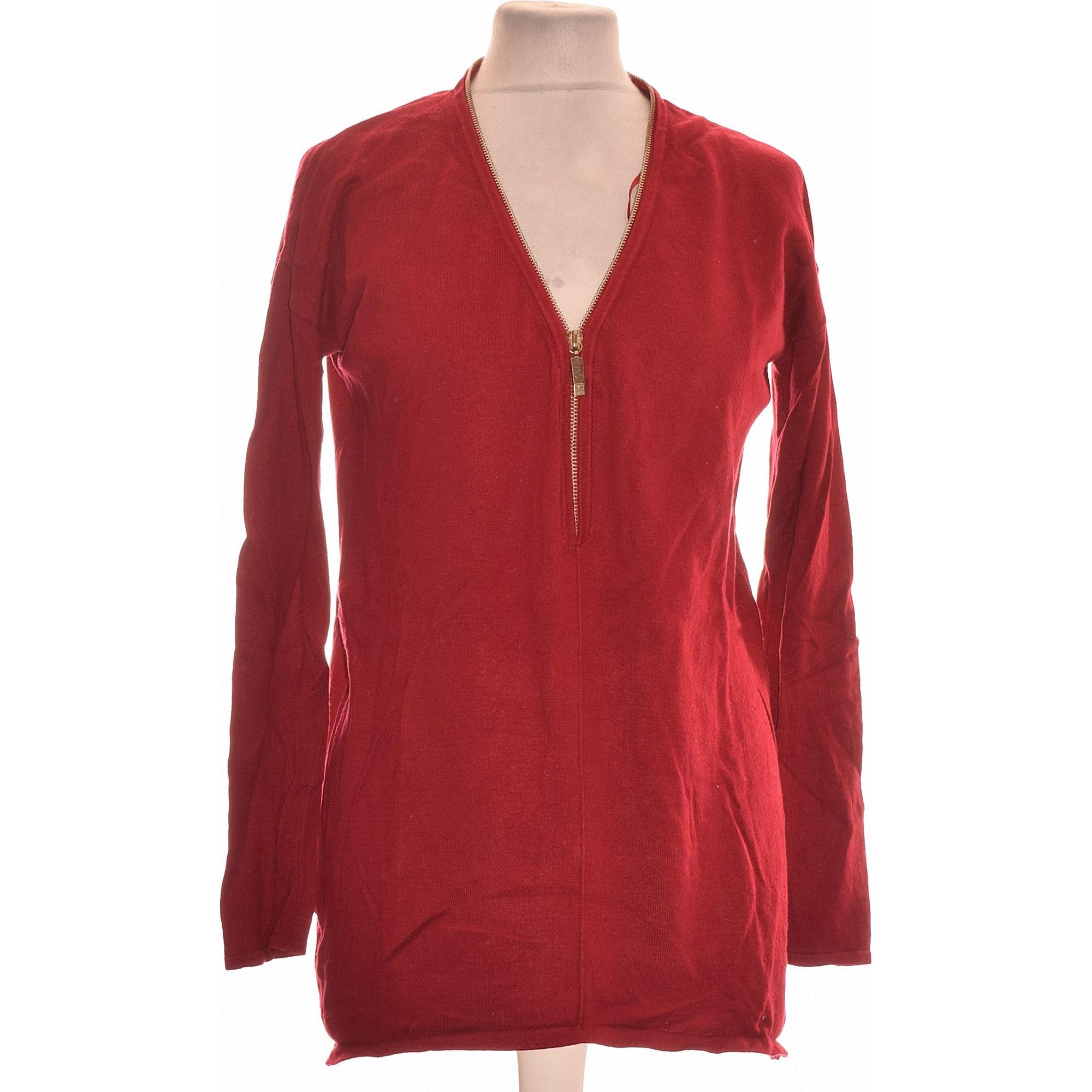 Top, tee-shirt GRAIN DE MALICE Rouge, bordeaux