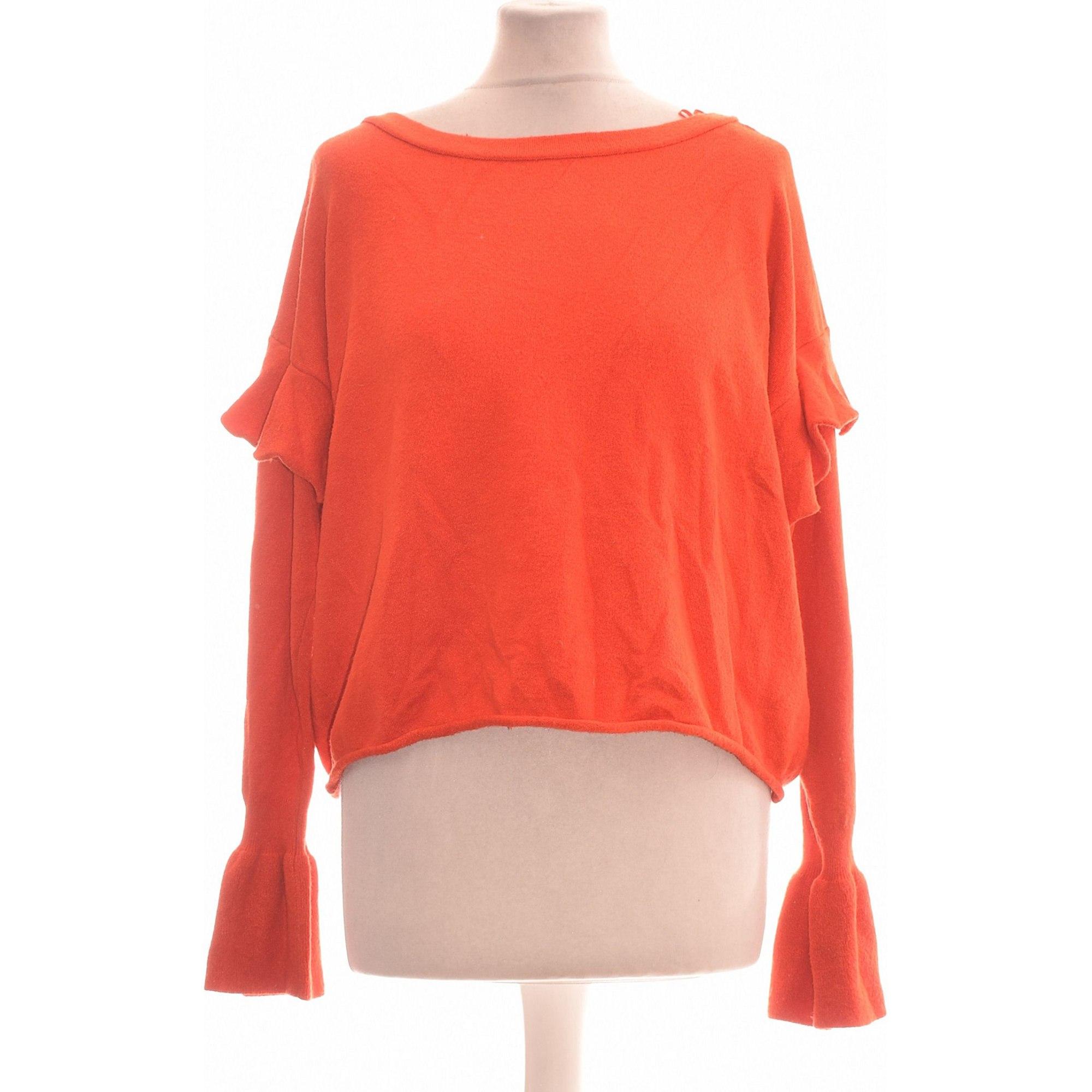 Pull ZARA Orange