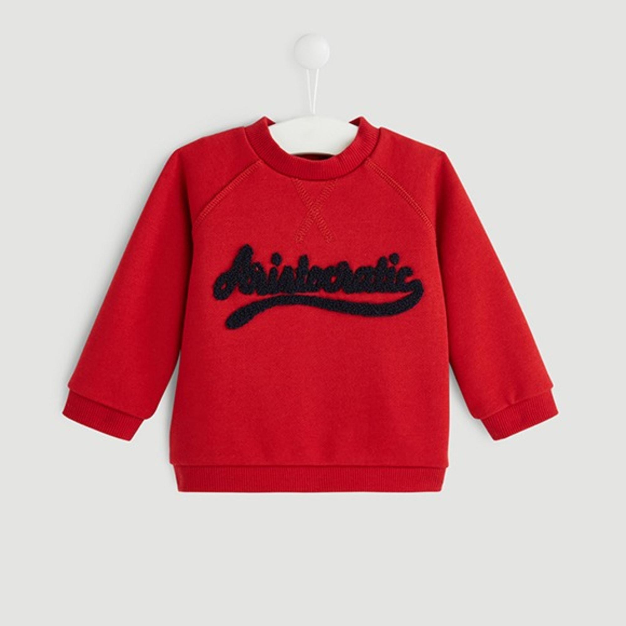 Sweatshirt BOUT'CHOU Red, burgundy