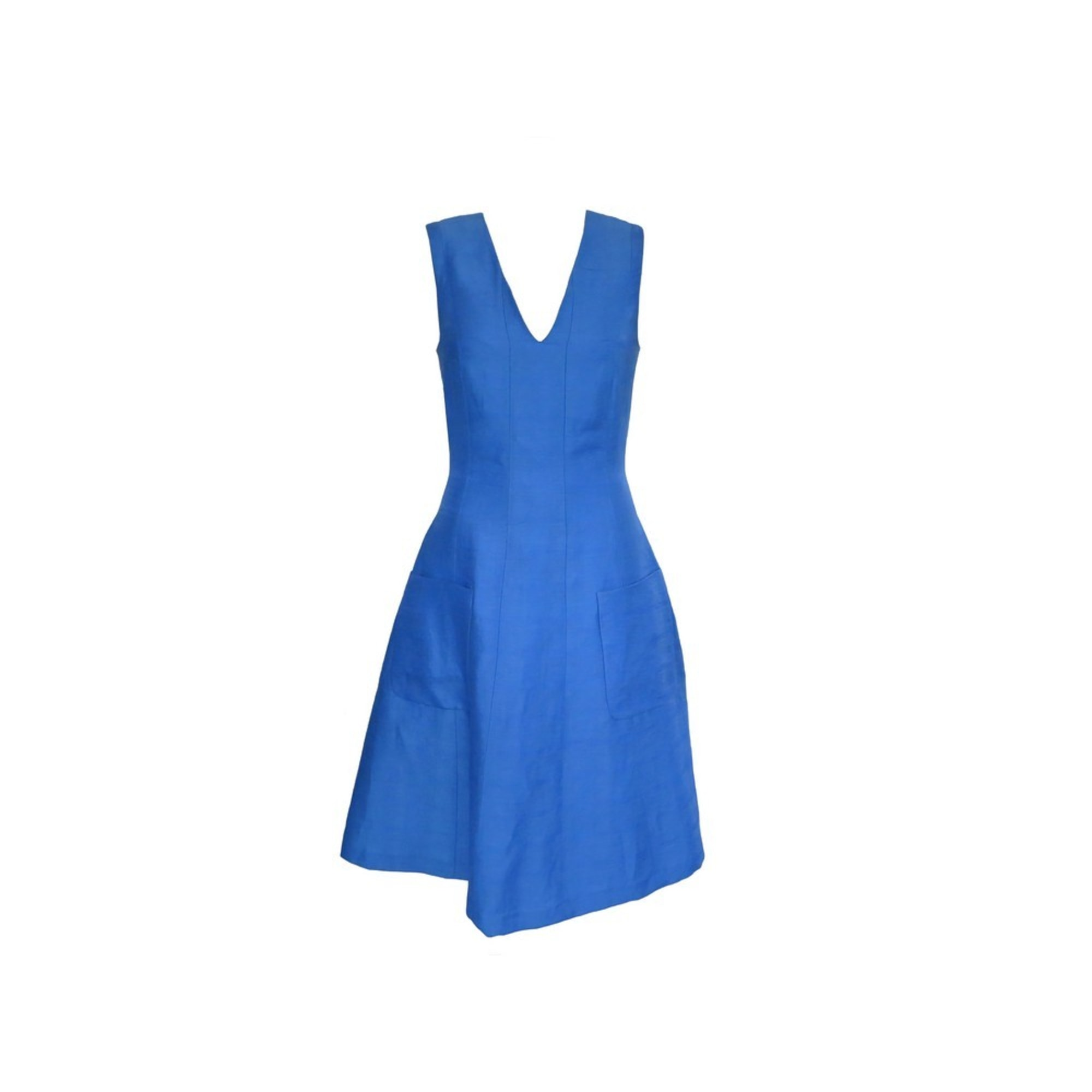 Robe mi-longue PAUL SMITH Bleu