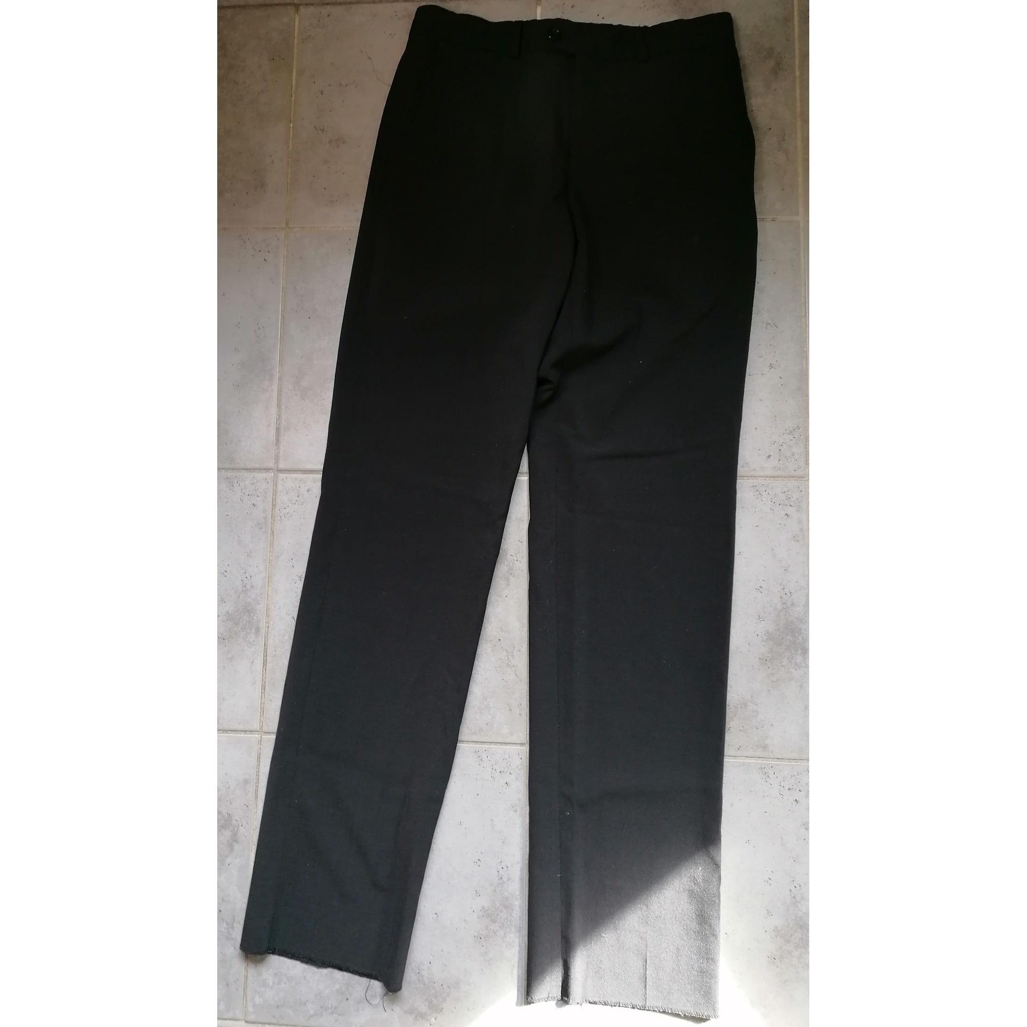 Pantalon de costume DEVRED Noir