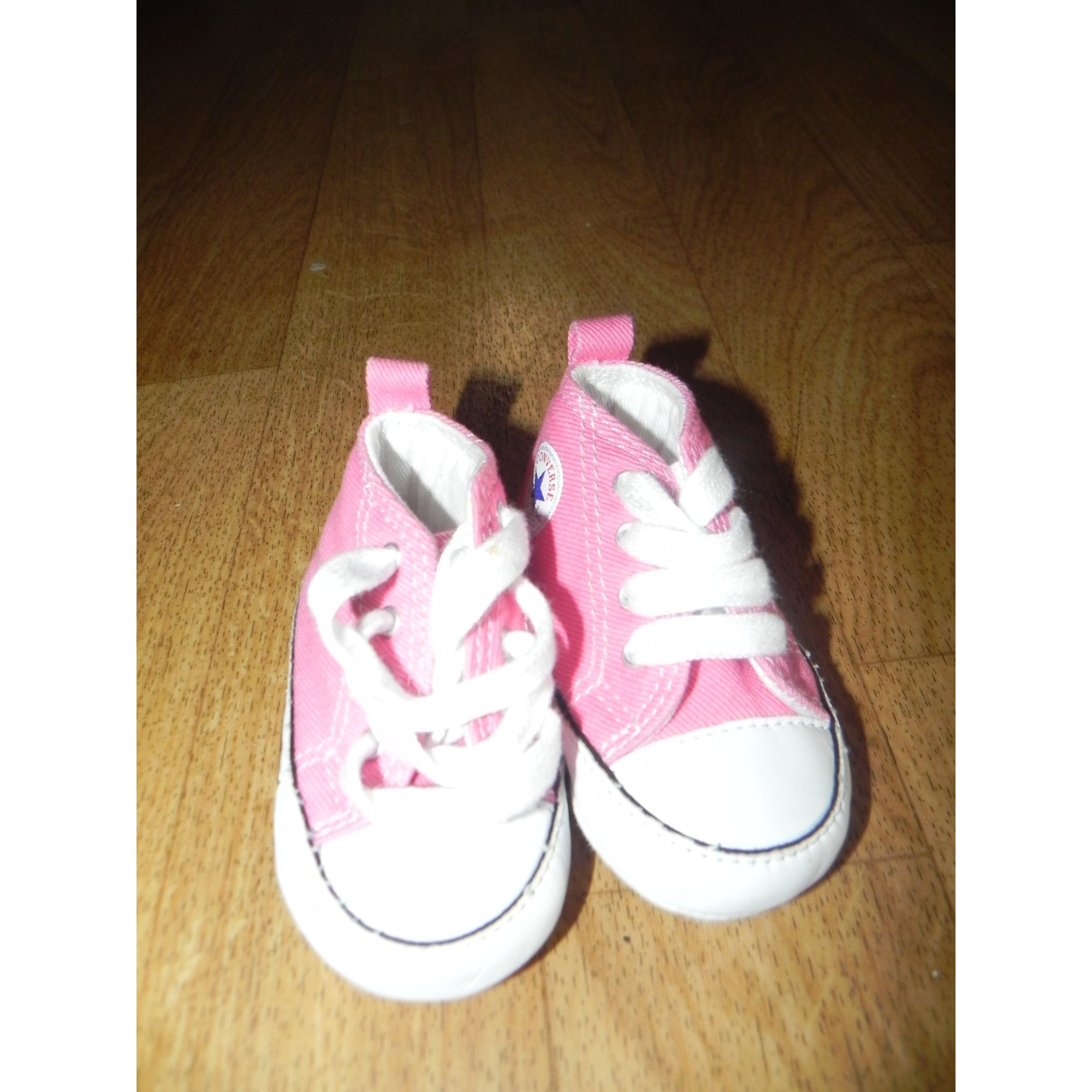 Sneakers CONVERSE Pink, fuchsia, light pink
