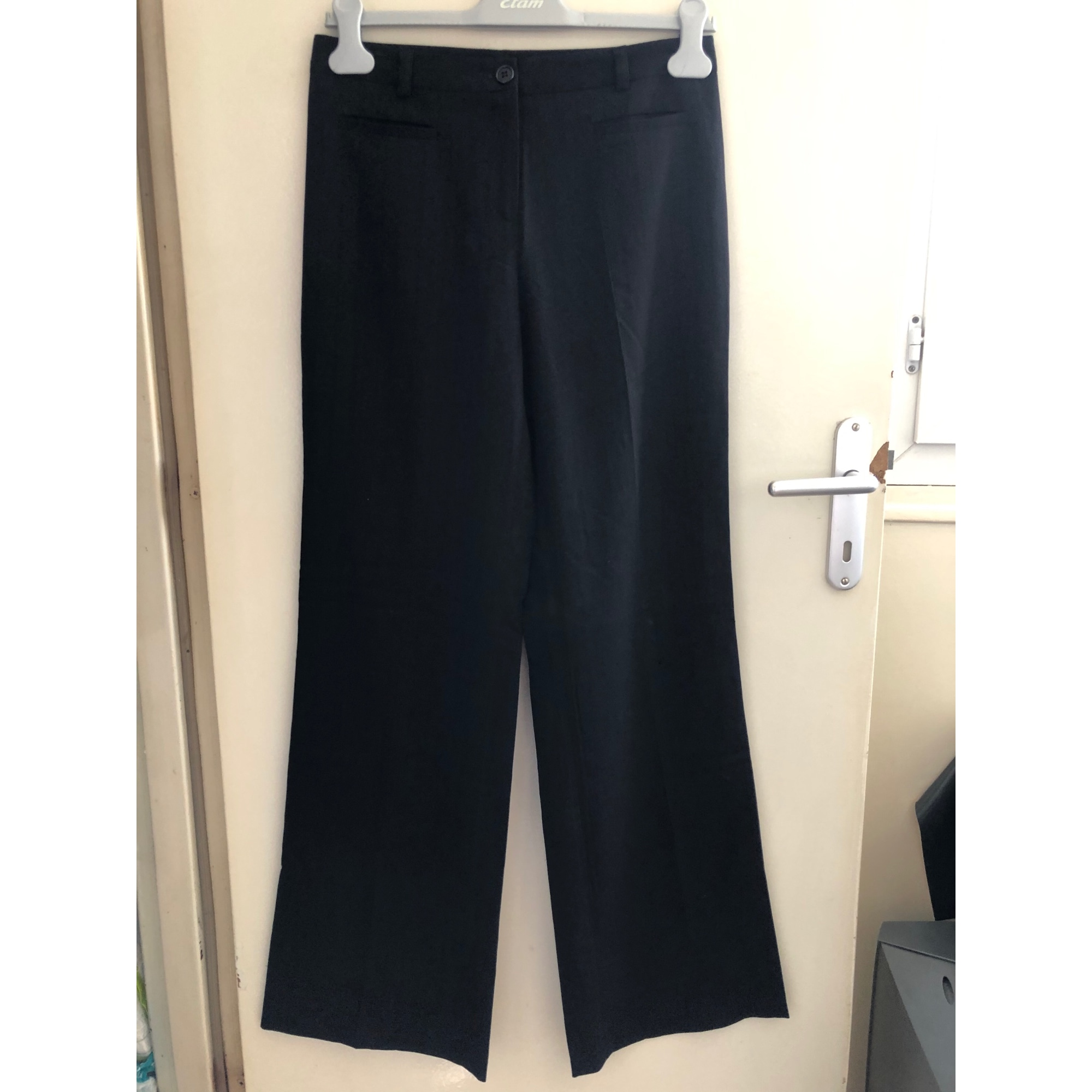 Pantalon évasé ETAM Noir