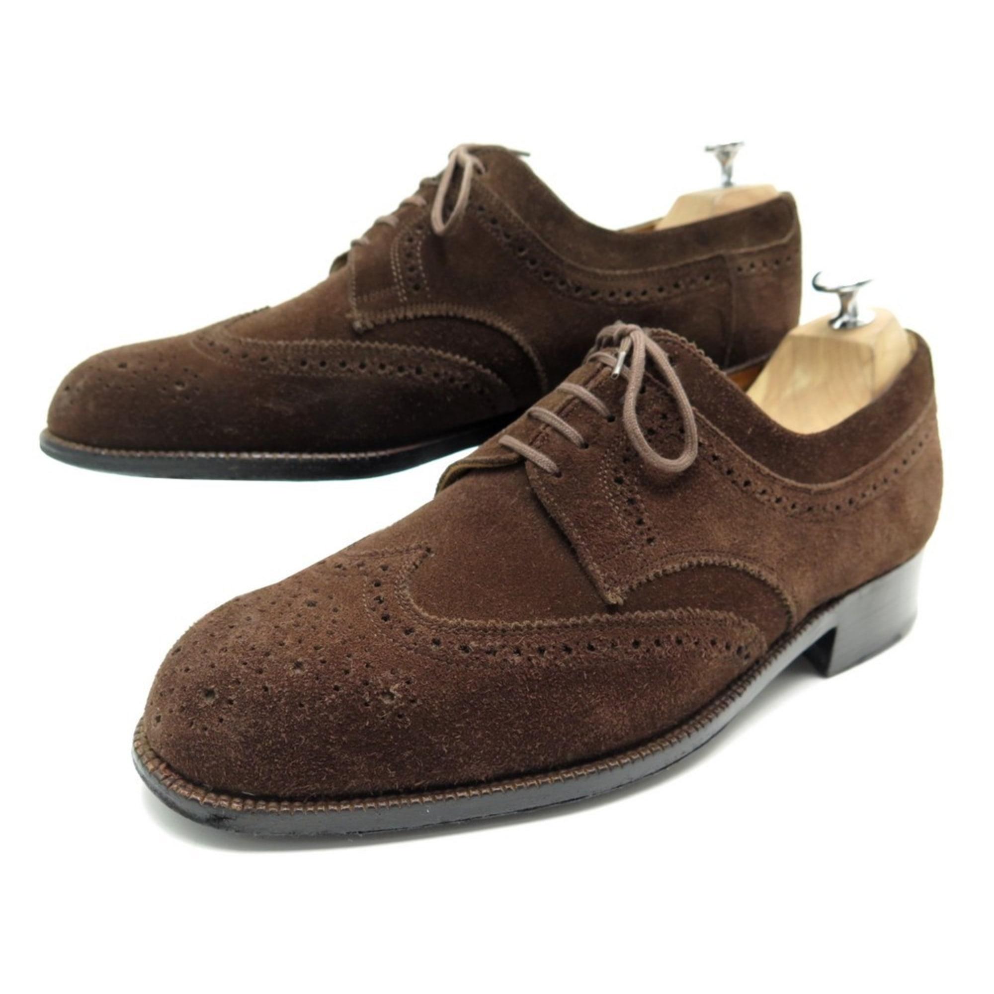 Chaussures à lacets AUBERCY Marron