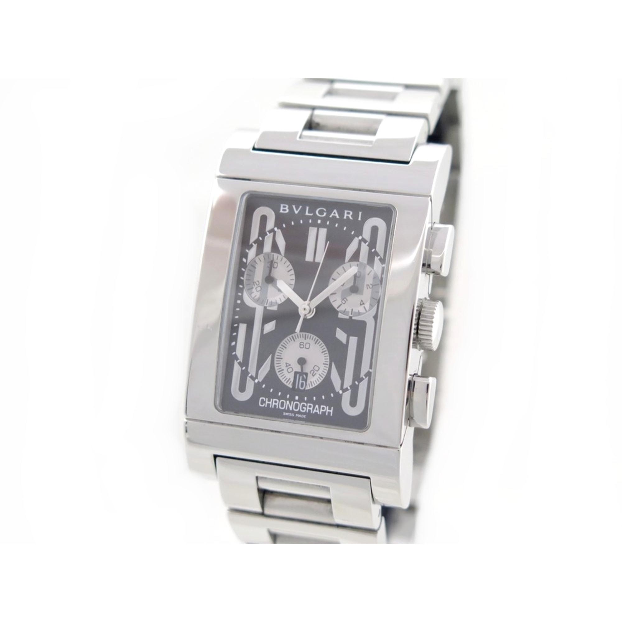 Wrist Watch BULGARI Argente