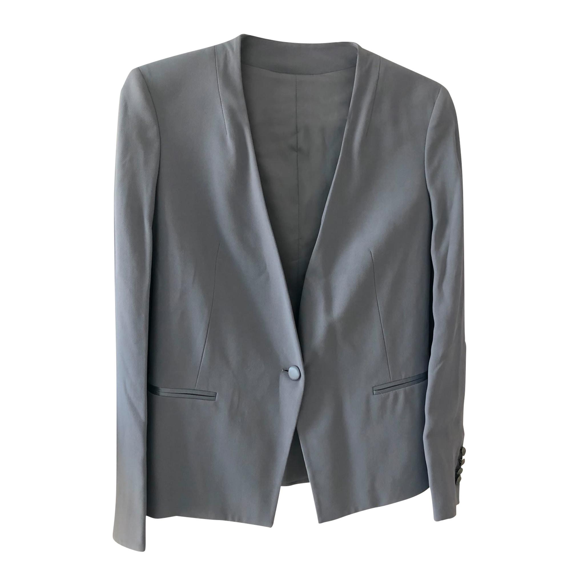 Blazer, veste tailleur THE KOOPLES Bleu, bleu marine, bleu turquoise