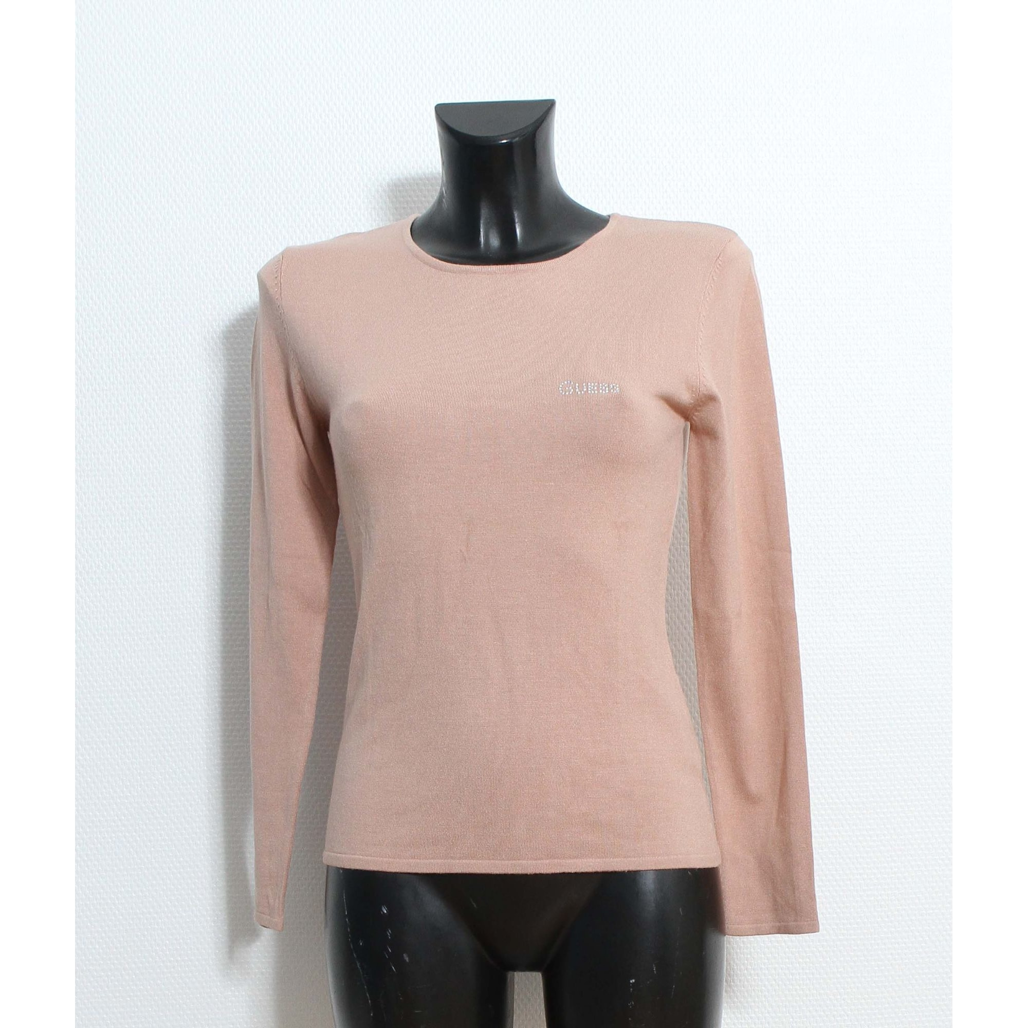 Pull GUESS Beige, camel