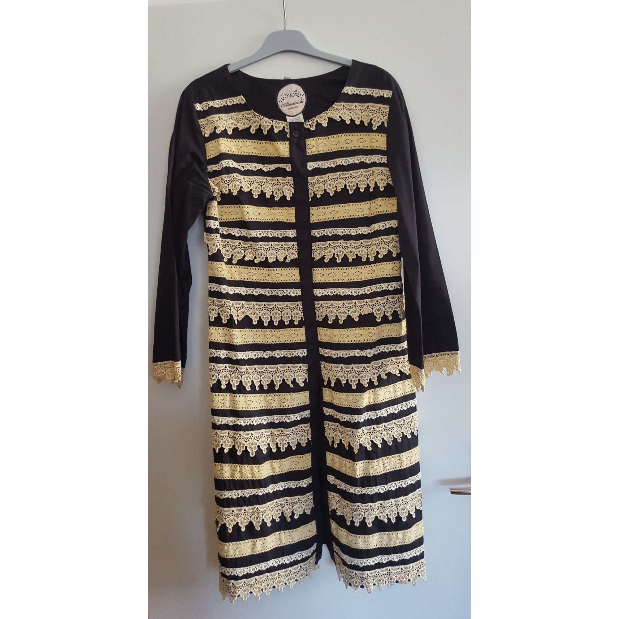 Robe mi-longue ALMATRICHI Noir