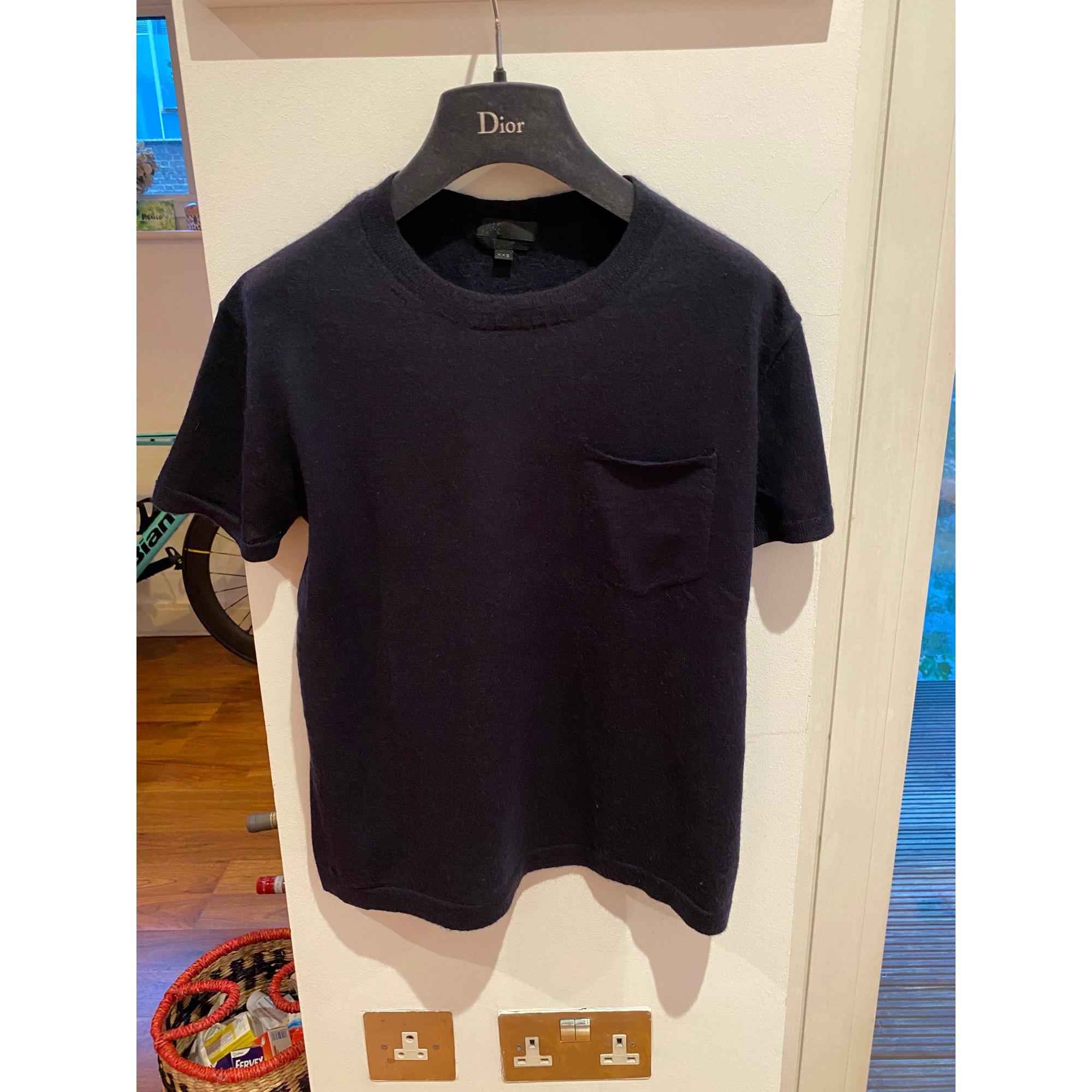 Top, tee-shirt J CREW Bleu, bleu marine, bleu turquoise
