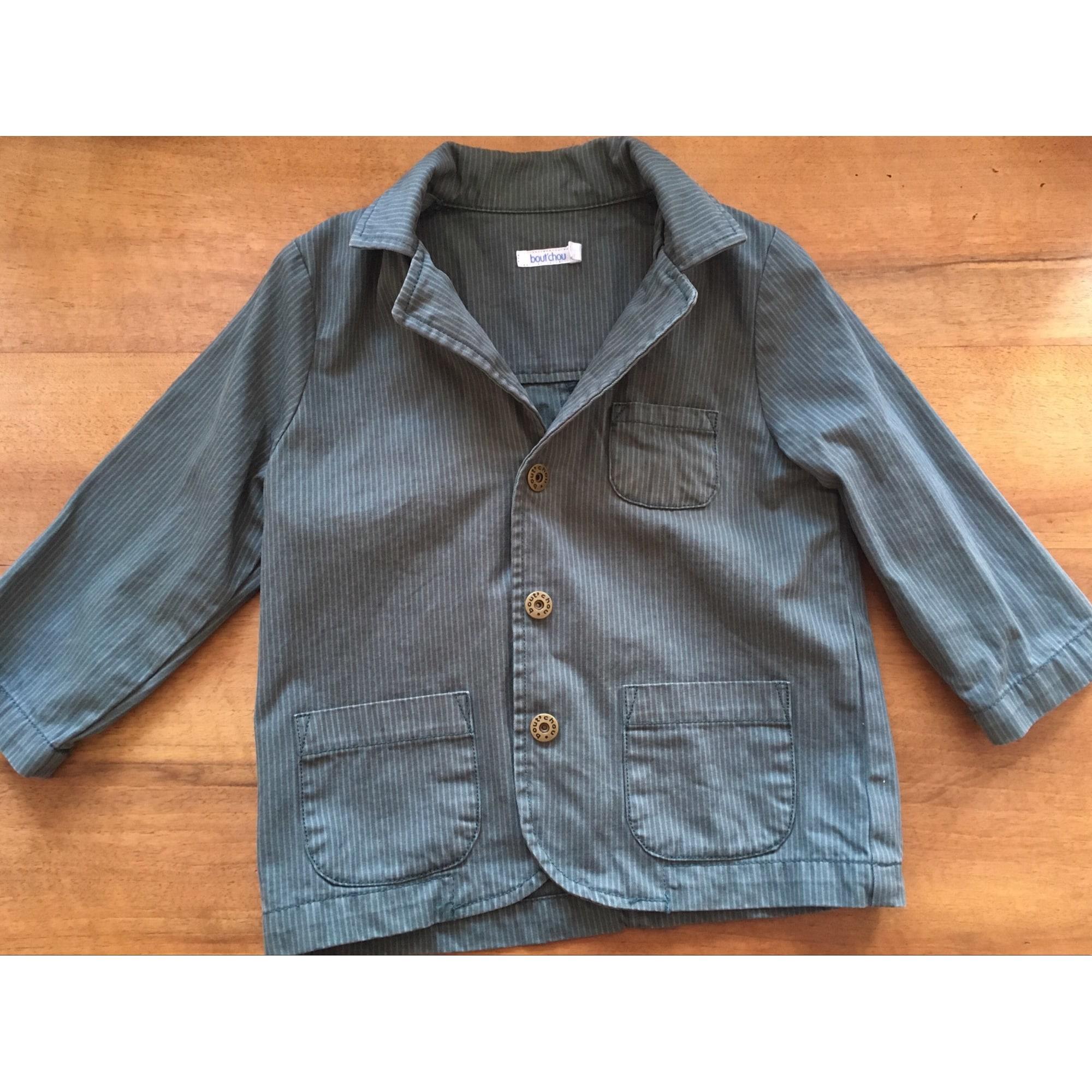 Jacket BOUT'CHOU Gray, charcoal