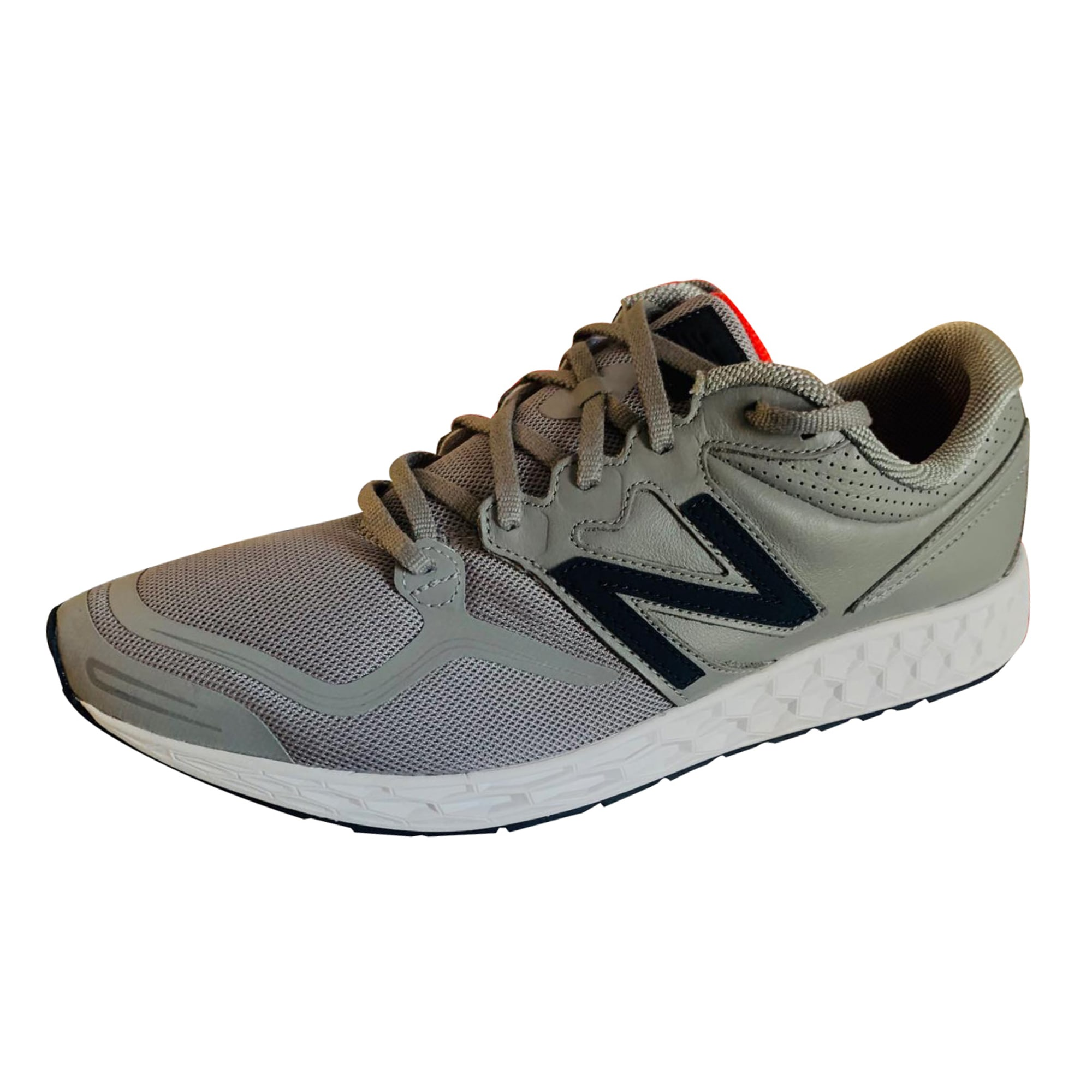 Baskets NEW BALANCE Gris, anthracite