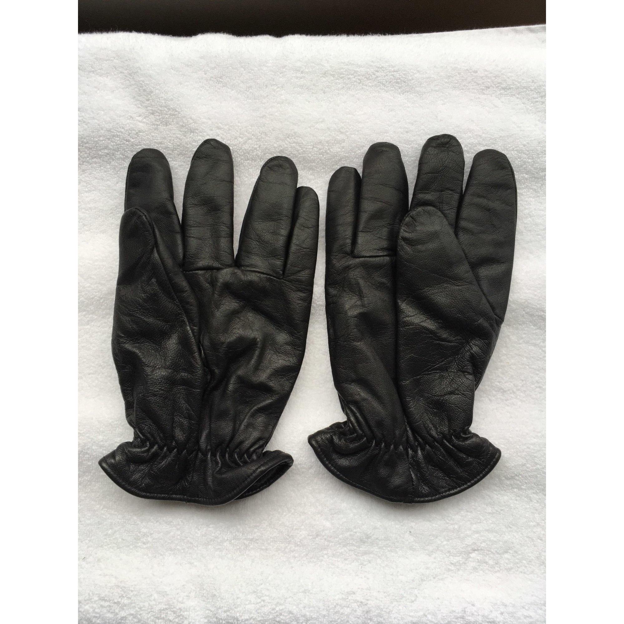 Gants MARQUE INCONNUE Noir