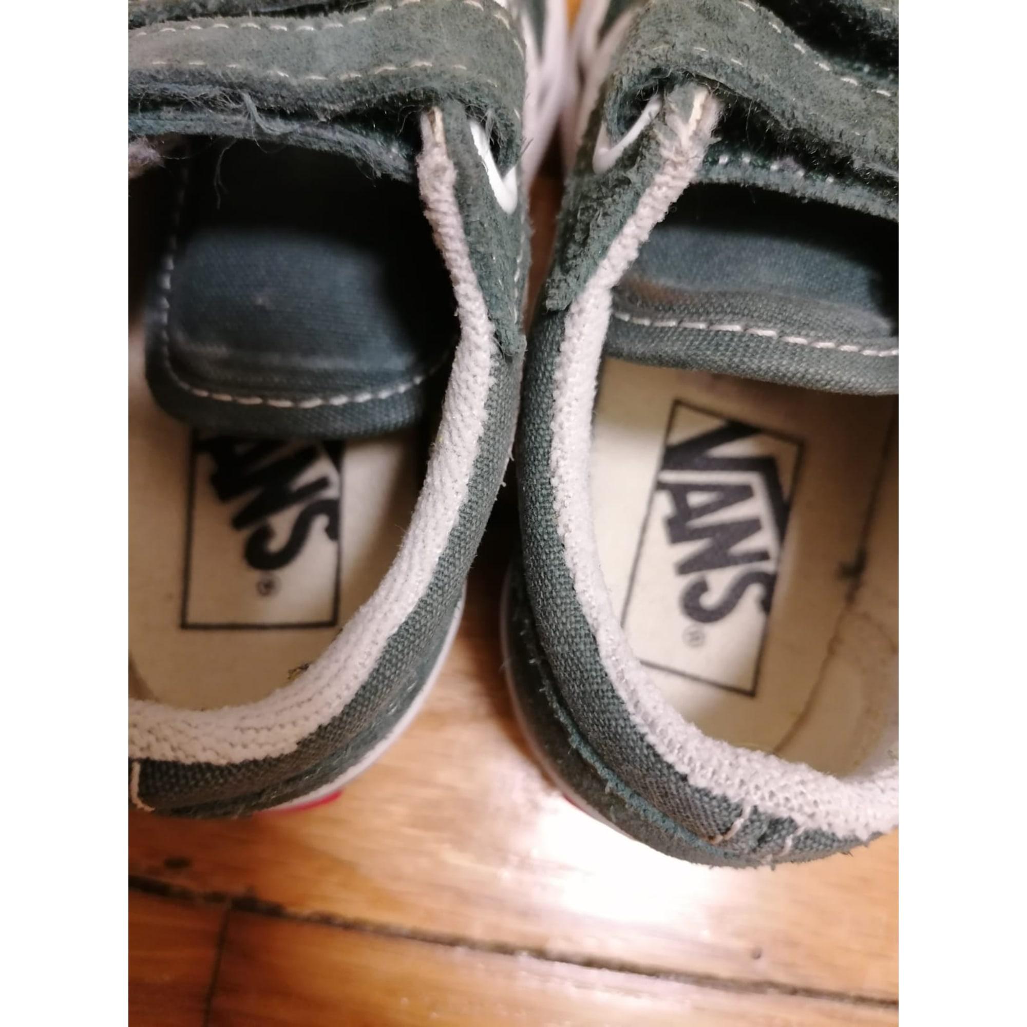 Sneakers VANS Green