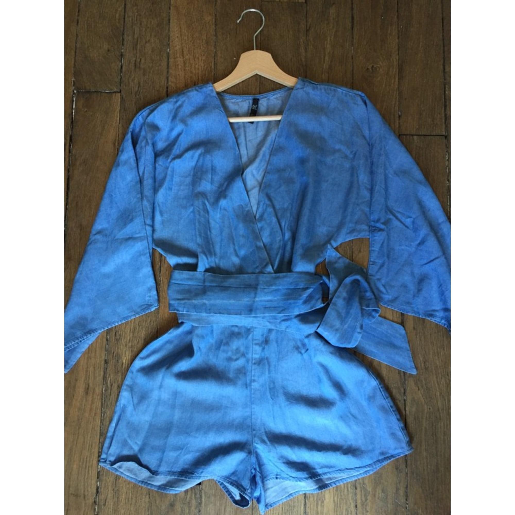 Combishort ZARA Bleu, bleu marine, bleu turquoise