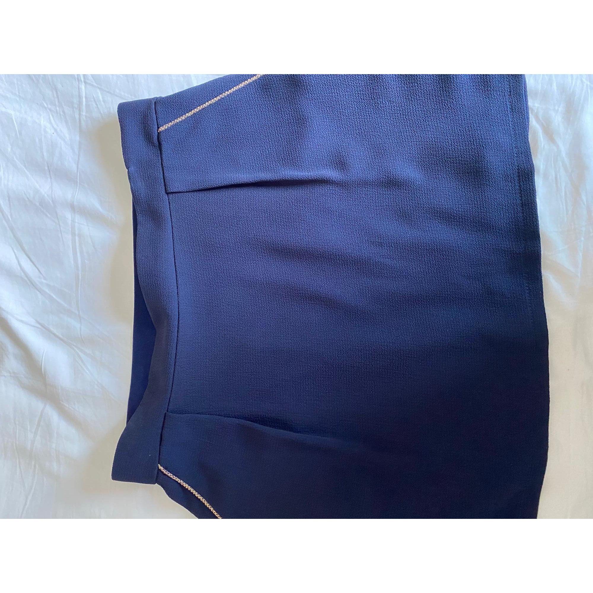 Jupe courte MAMOUCHKA Bleu, bleu marine, bleu turquoise