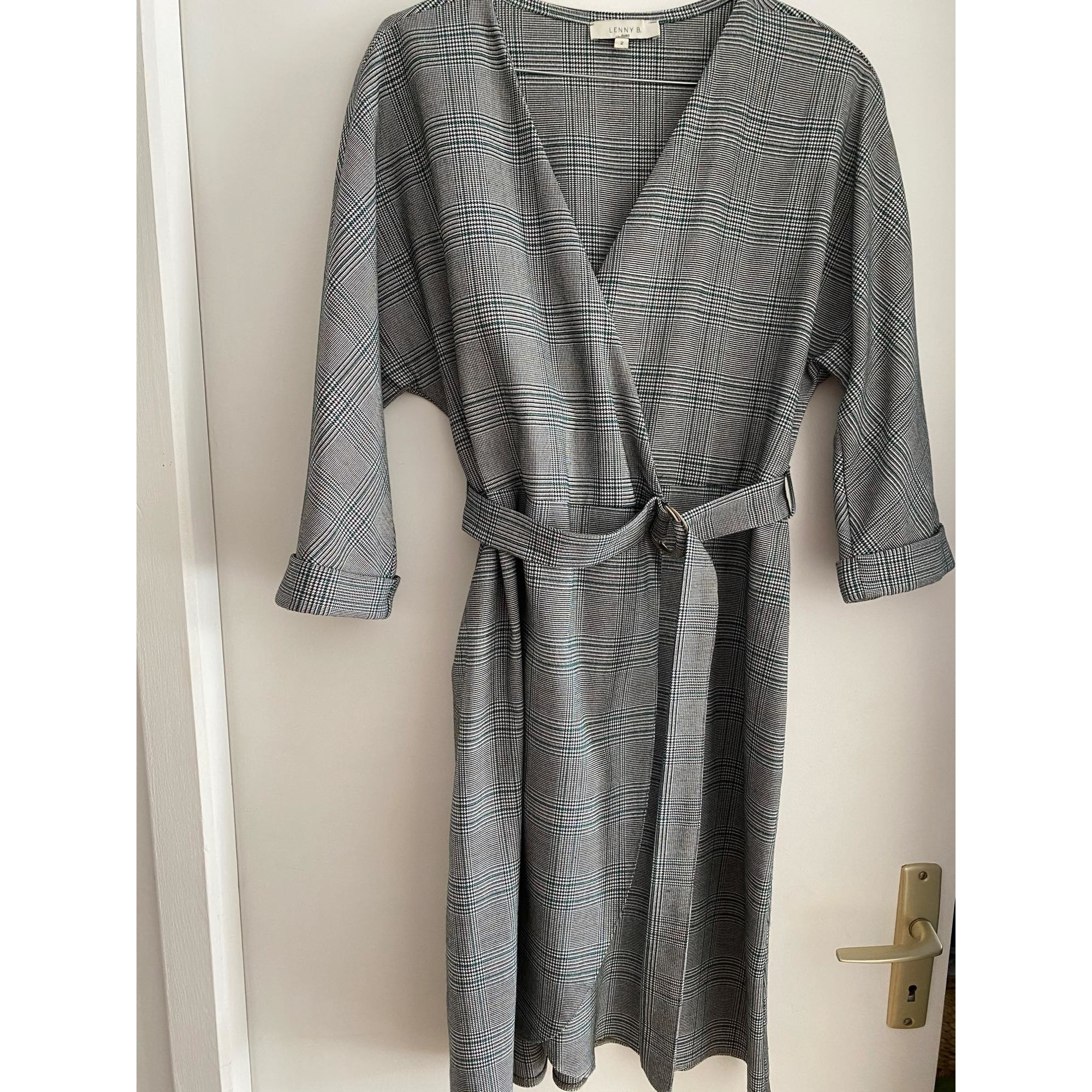 Robe mi-longue LENNY B Multicouleur