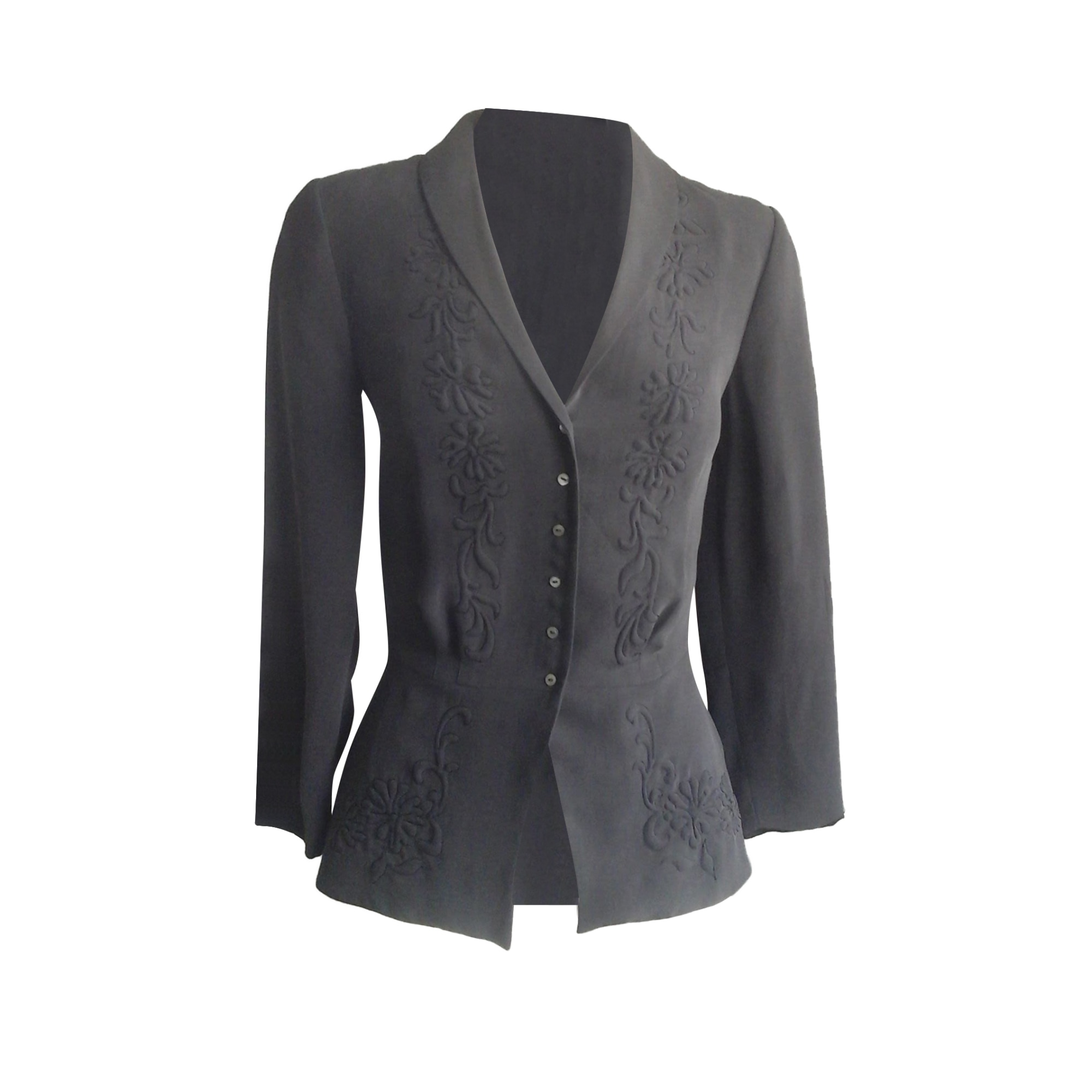 Blazer, veste tailleur ARMAND VENTILO Gris, anthracite