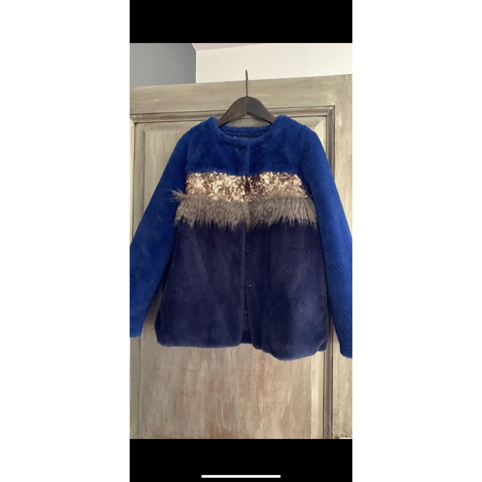 Manteau CATIMINI Bleu, bleu marine, bleu turquoise