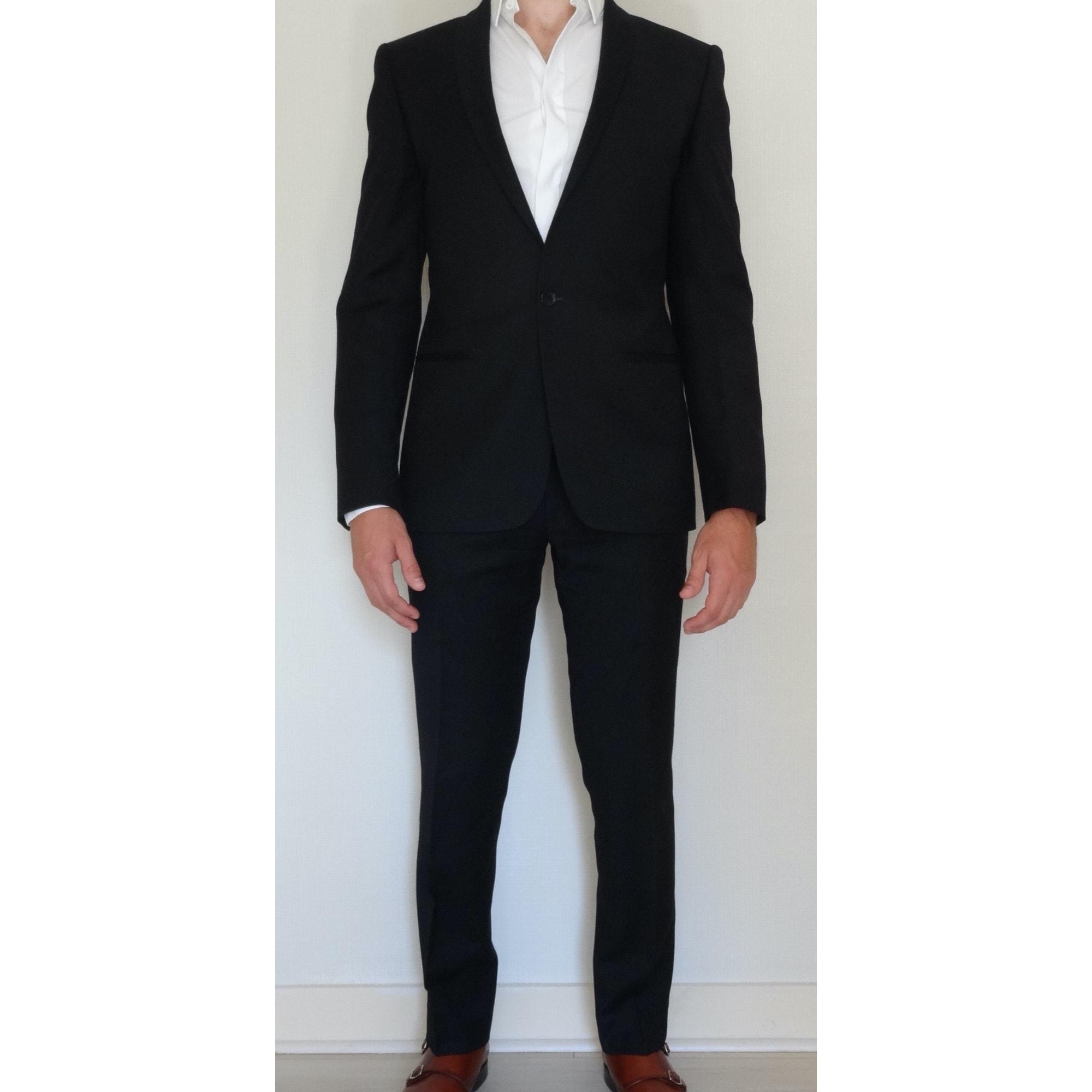 Costume complet DE FURSAC Noir