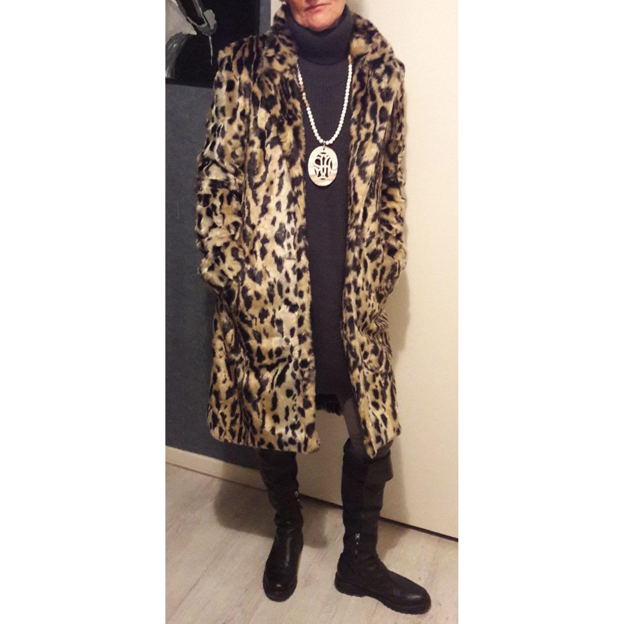 Manteau NOT SHY Imprimés animaliers