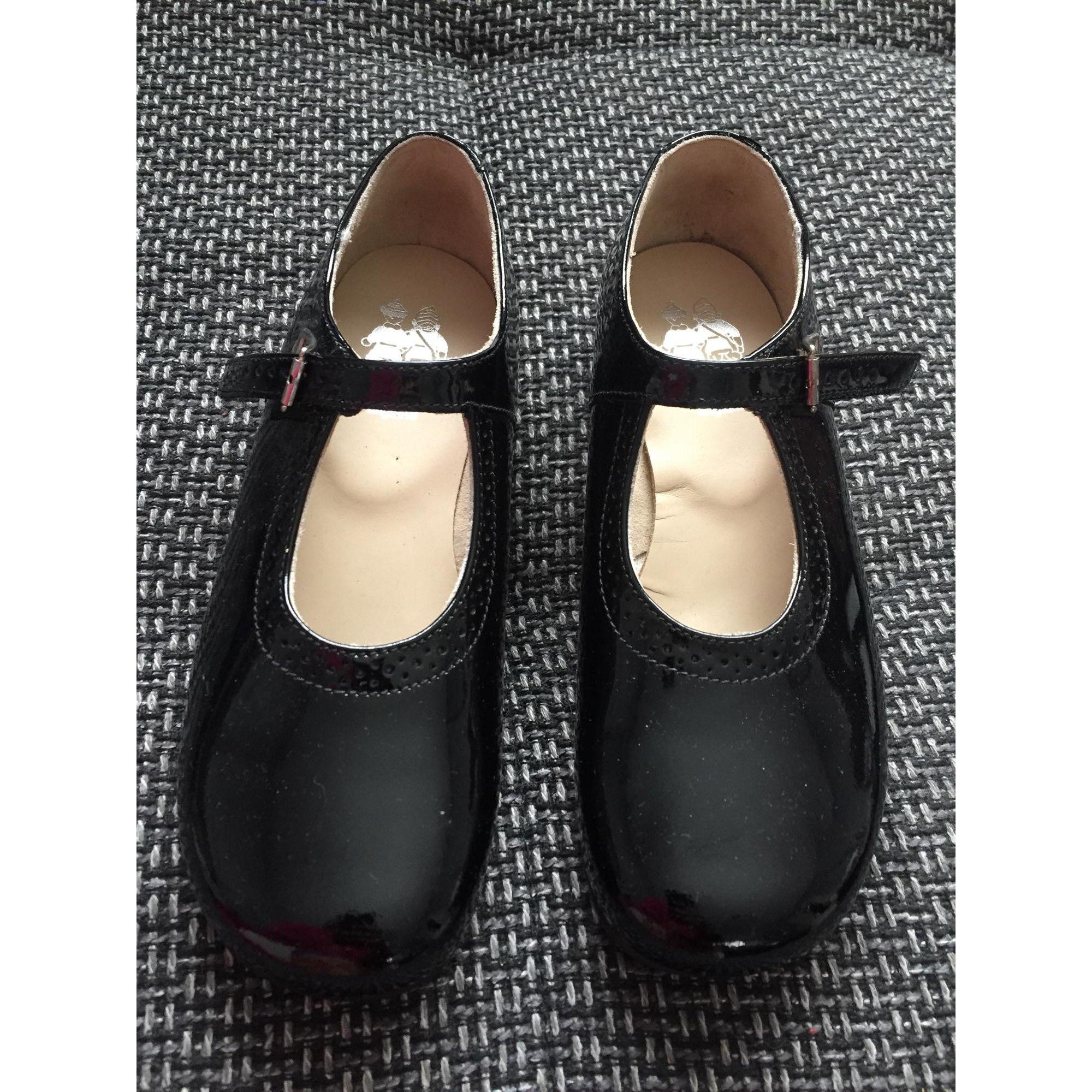 Chaussures à boucle START RITE Noir
