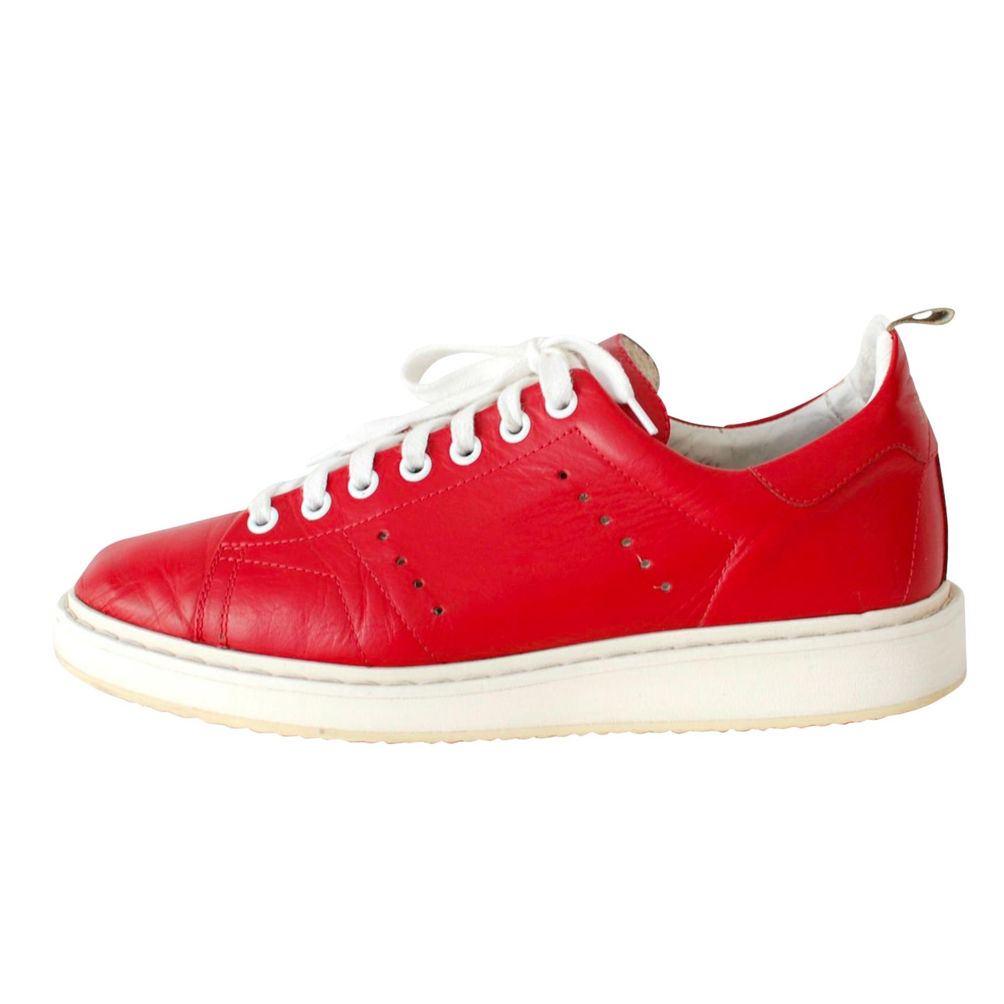 Chaussures de sport GOLDEN GOOSE Rose, fuschia, vieux rose