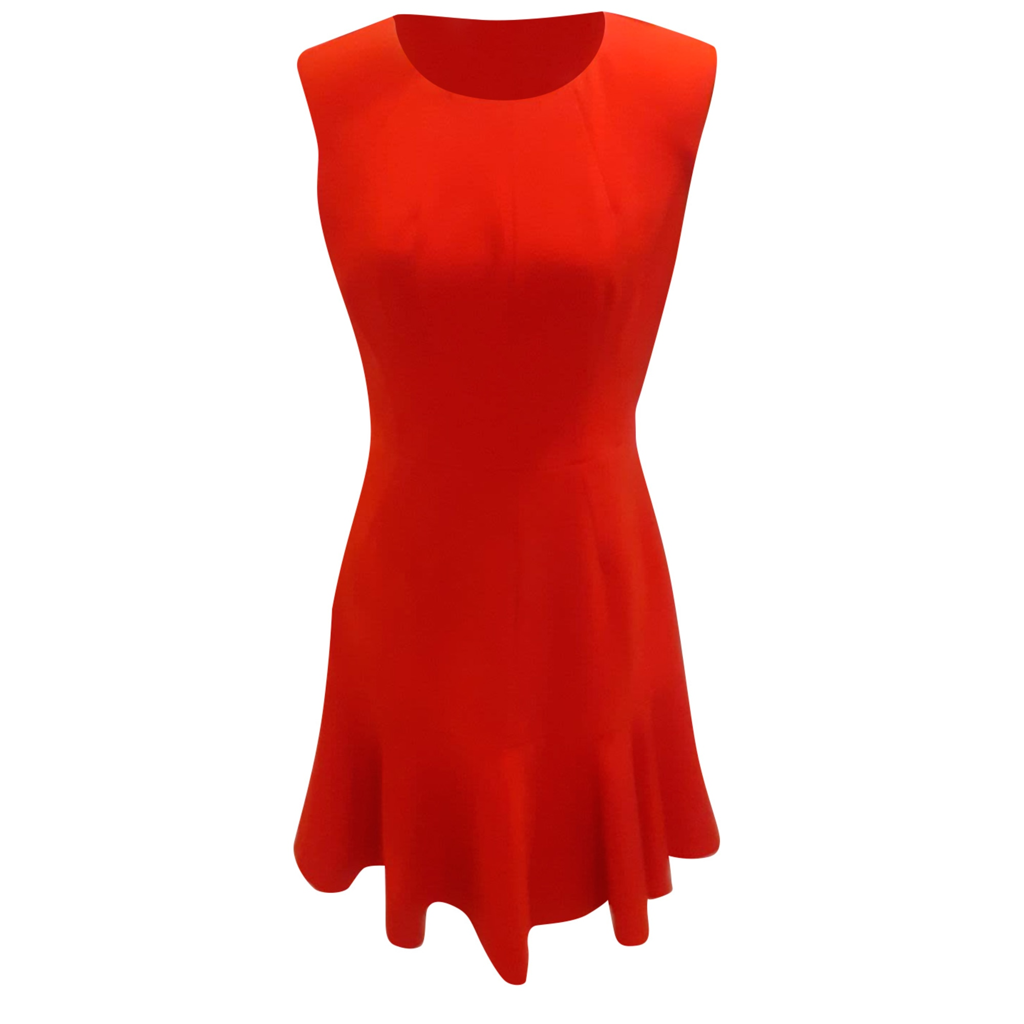 Robe courte KAREN MILLEN Orange