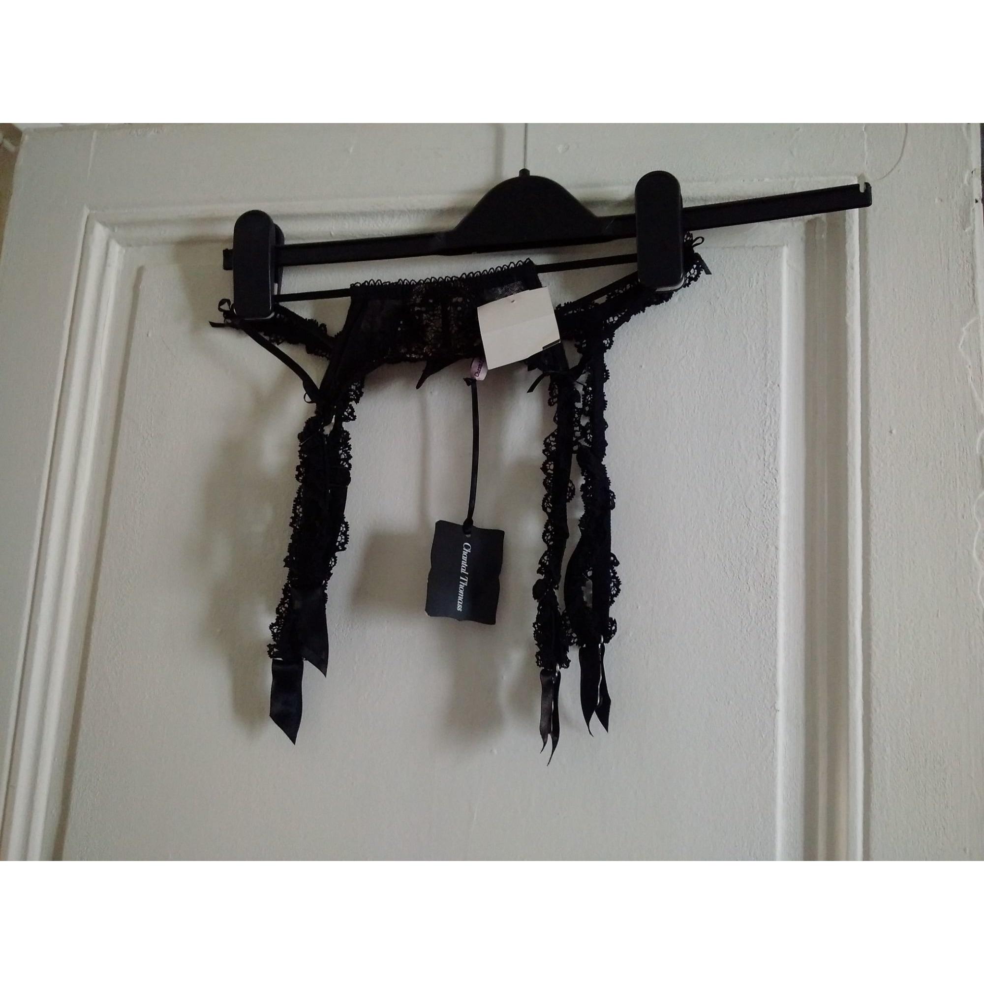 Porte-jarretelles CHANTAL THOMASS Noir