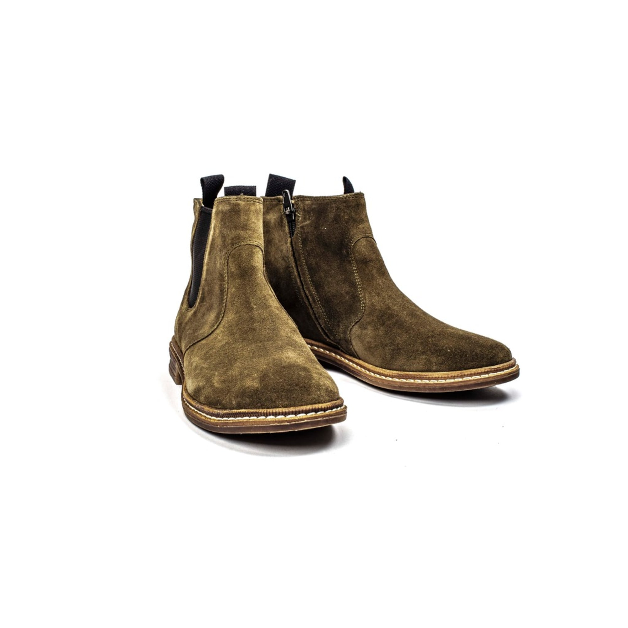 Ankle Boots POM D'API Green
