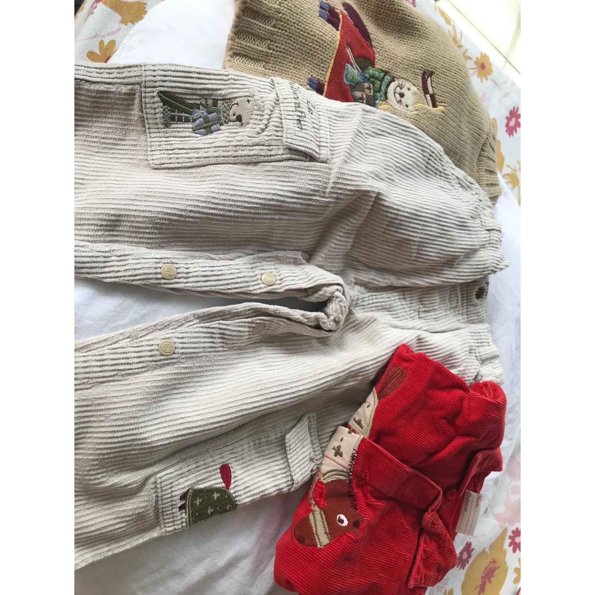 Ensemble & Combinaison pantalon DU PAREIL AU MÊME DPAM Multicouleur