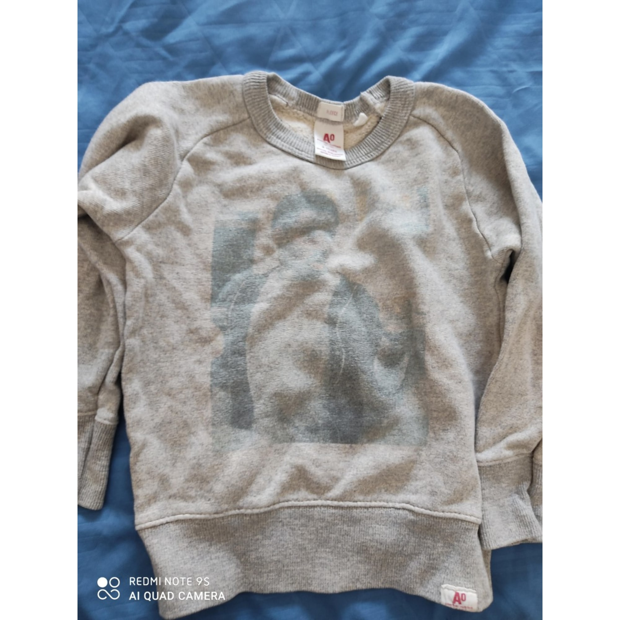 Pull AMERICAN EAGLE OUTFITTERS Gris, anthracite